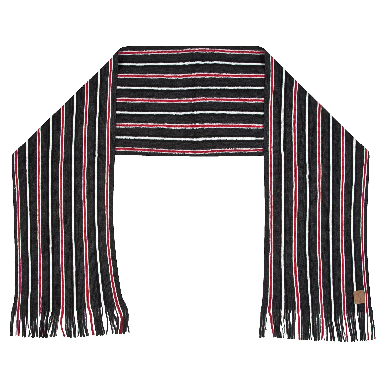 Sunderland Stripe Scarf - Multi - Adult