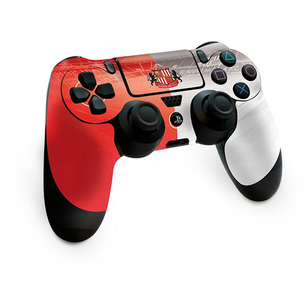 Sunderland PS4 Controller Skin