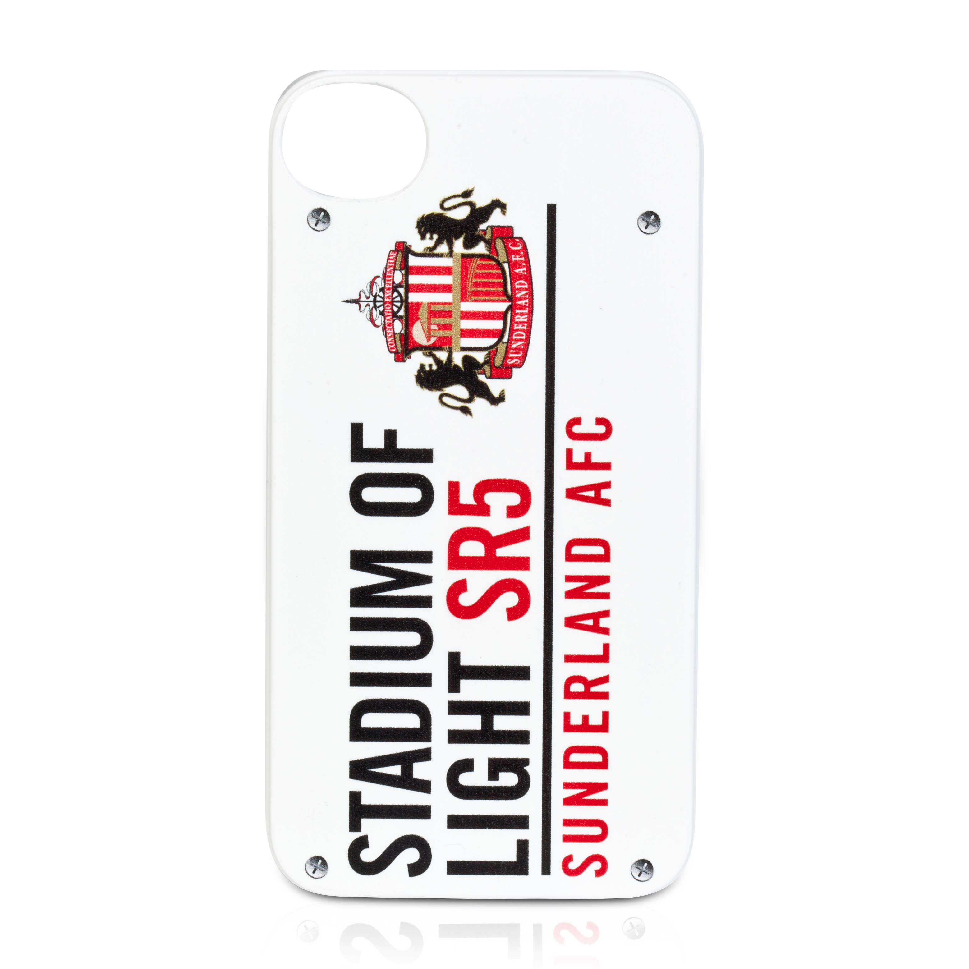 Sunderland iphone 4 Hard Case Cover