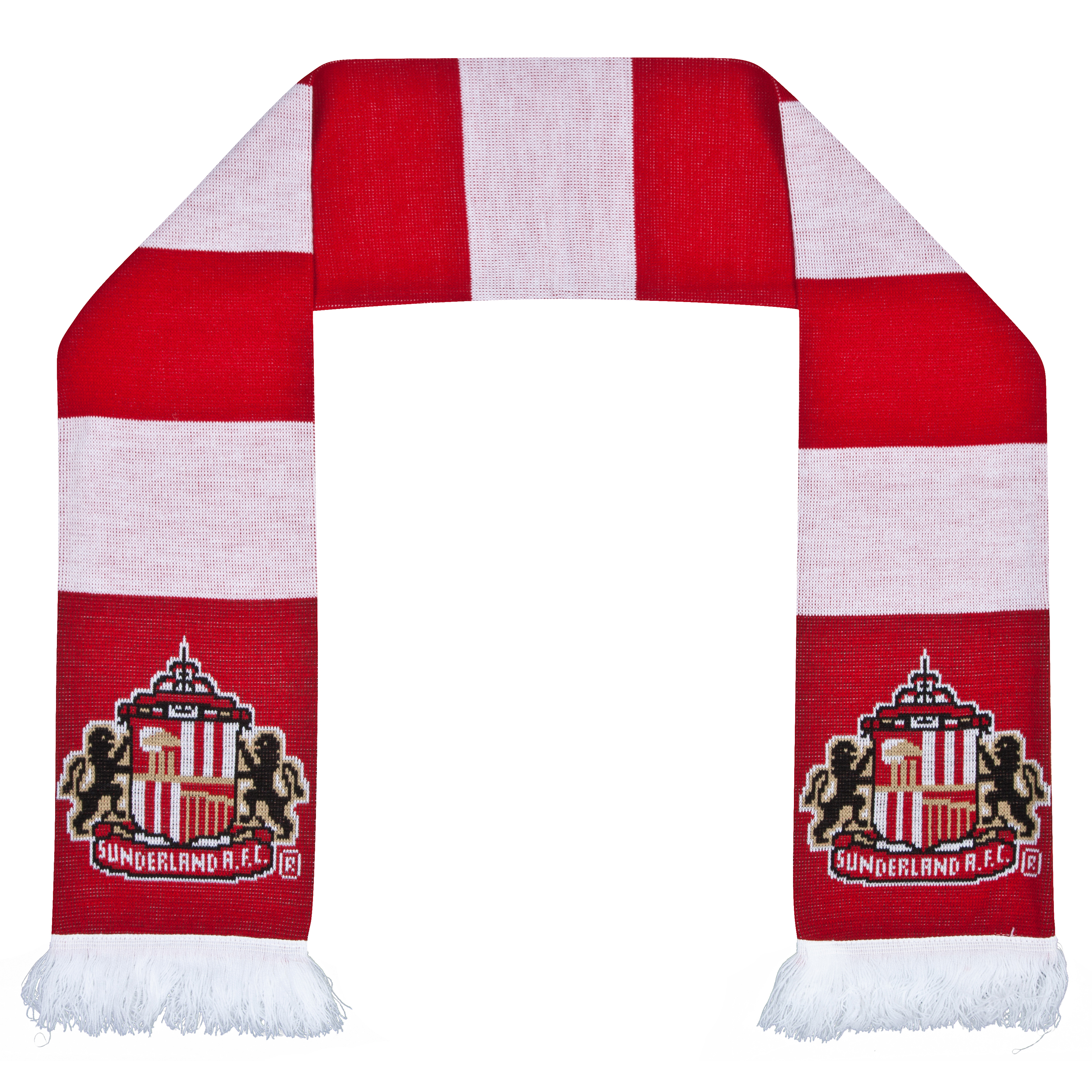 Sunderland Core Bar Scarf