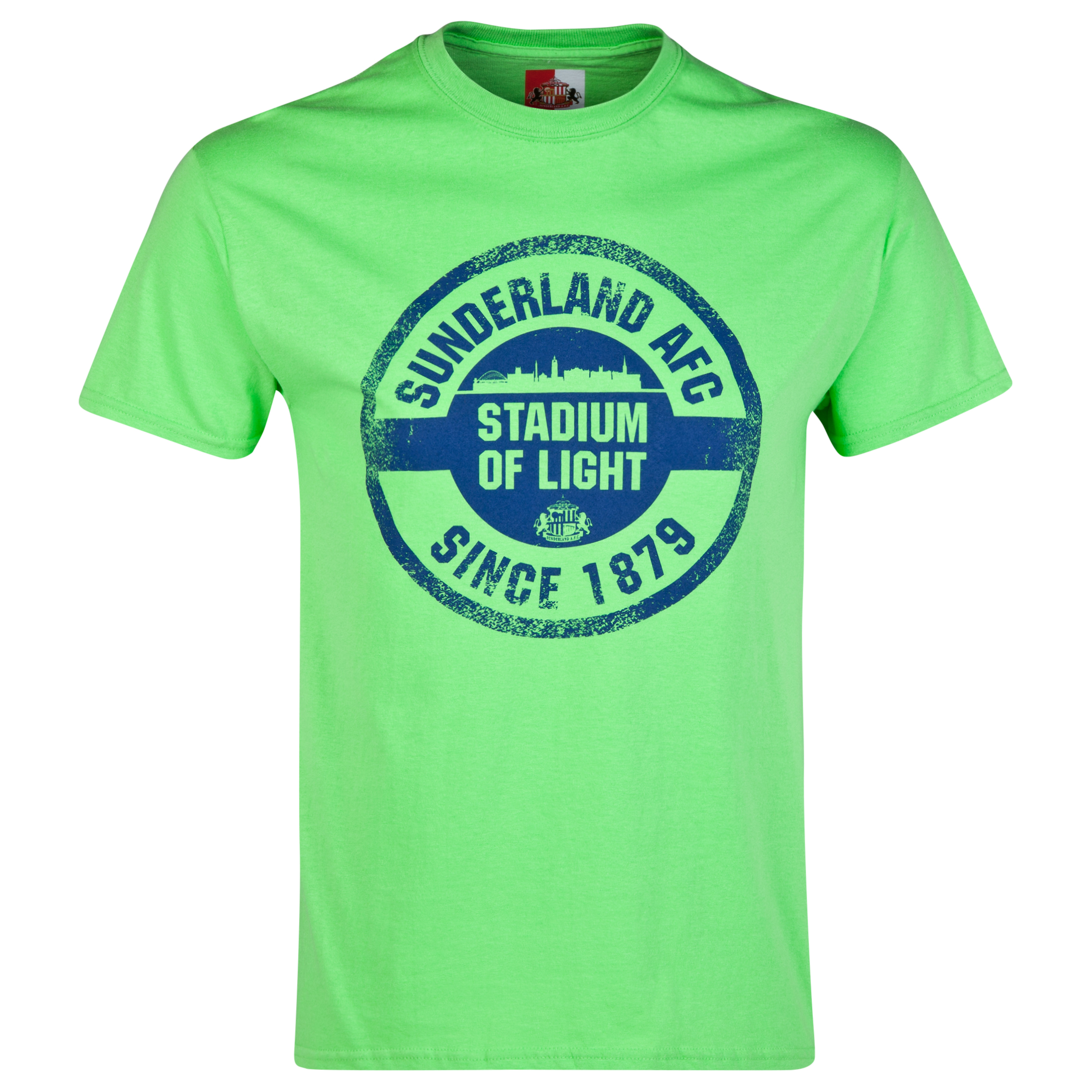 Sunderland 2 for 15 Light T-Shirt- Junior Green