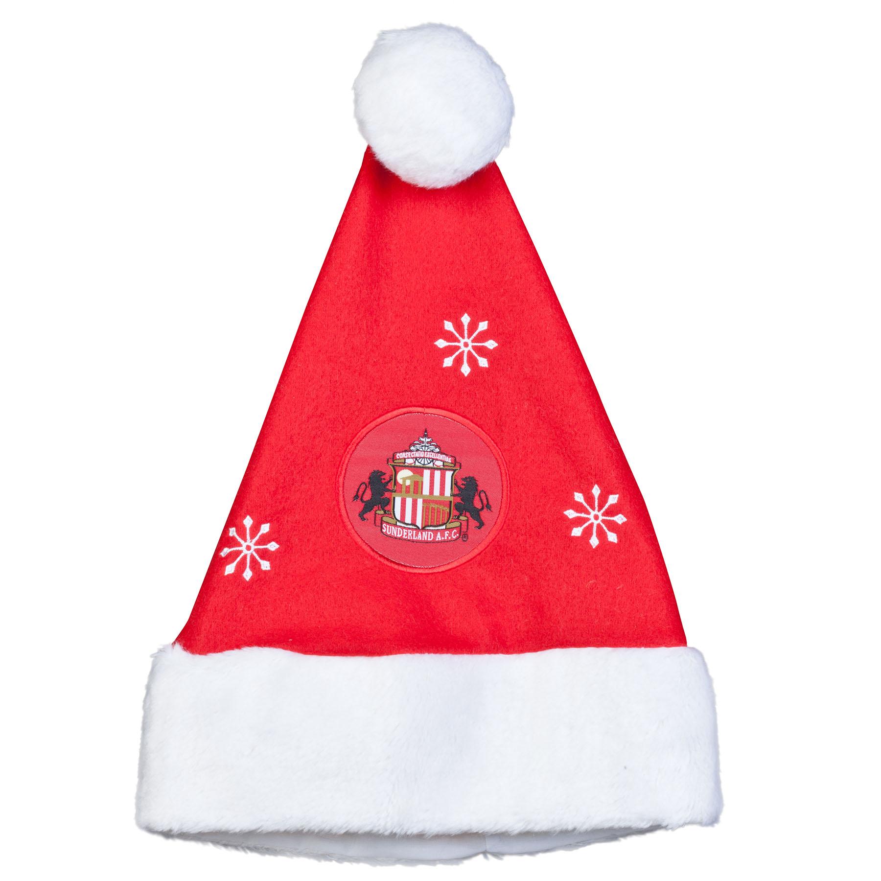 Sunderland Santa Hat