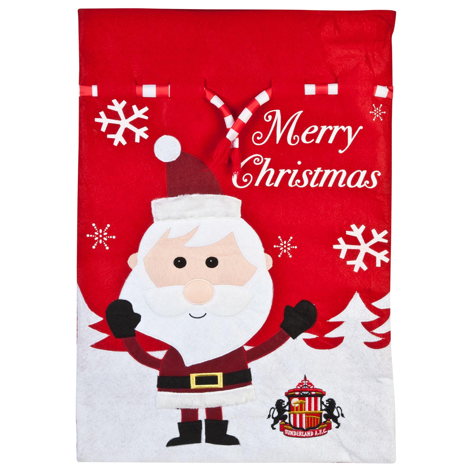 Sunderland Santa Sack
