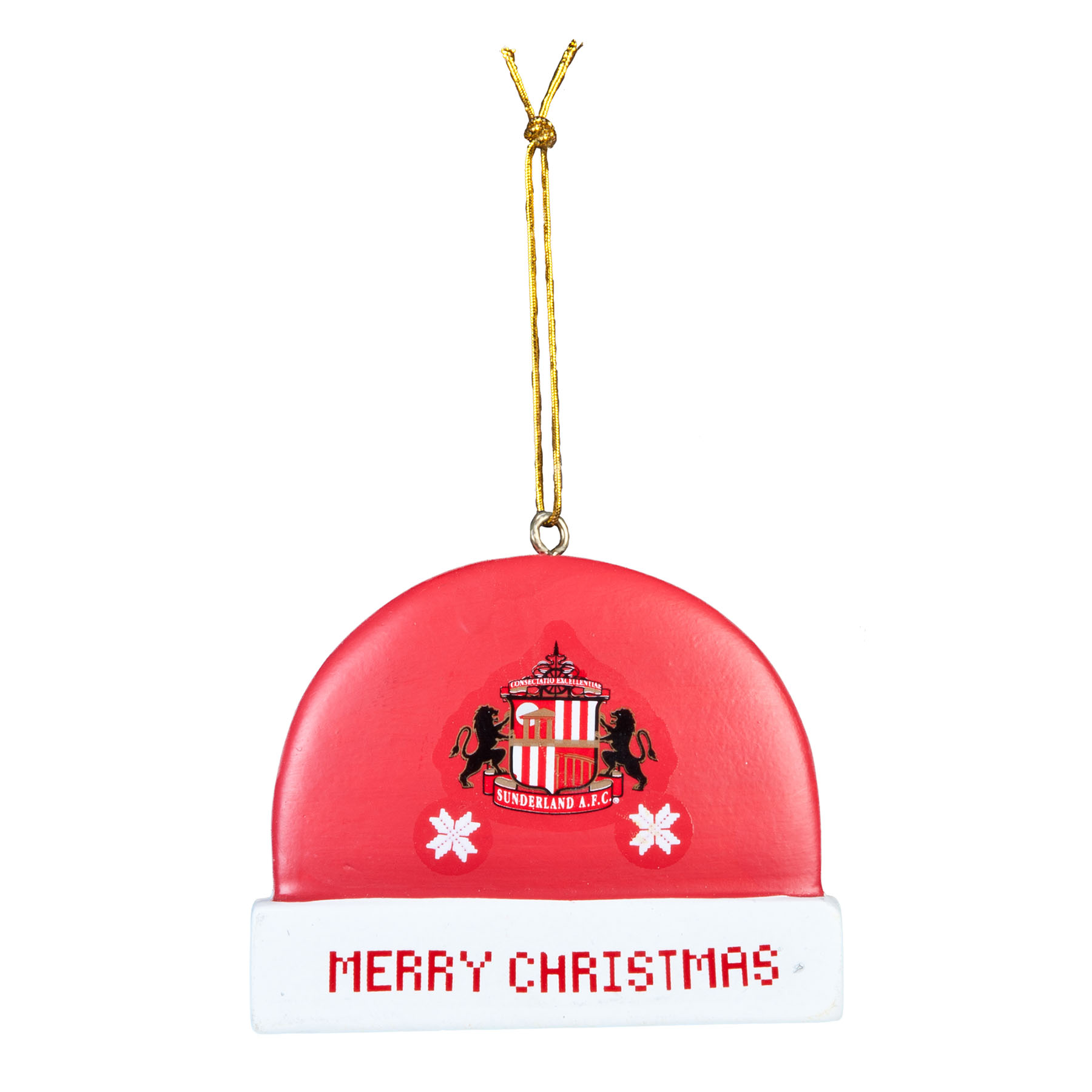 Sunderland Hat Tree Ornament