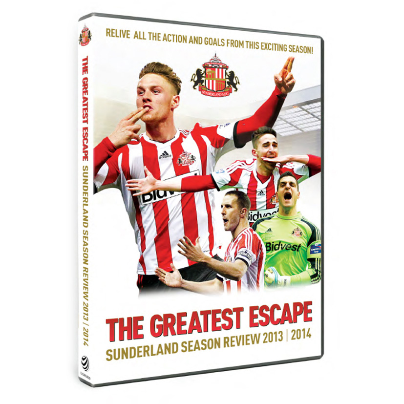 Sunderland End Of Season DVD 2013/2014