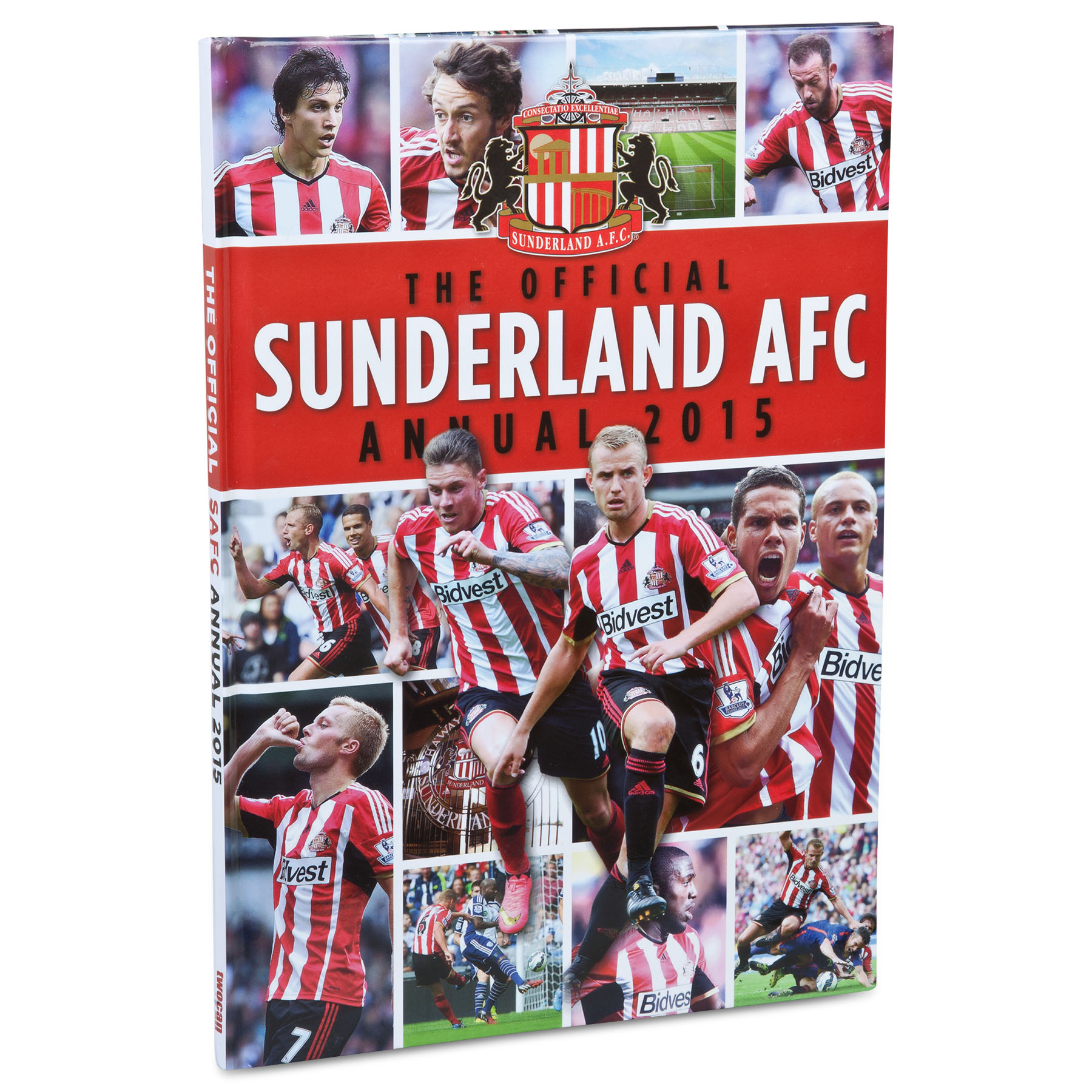 Sunderland Annual 2015