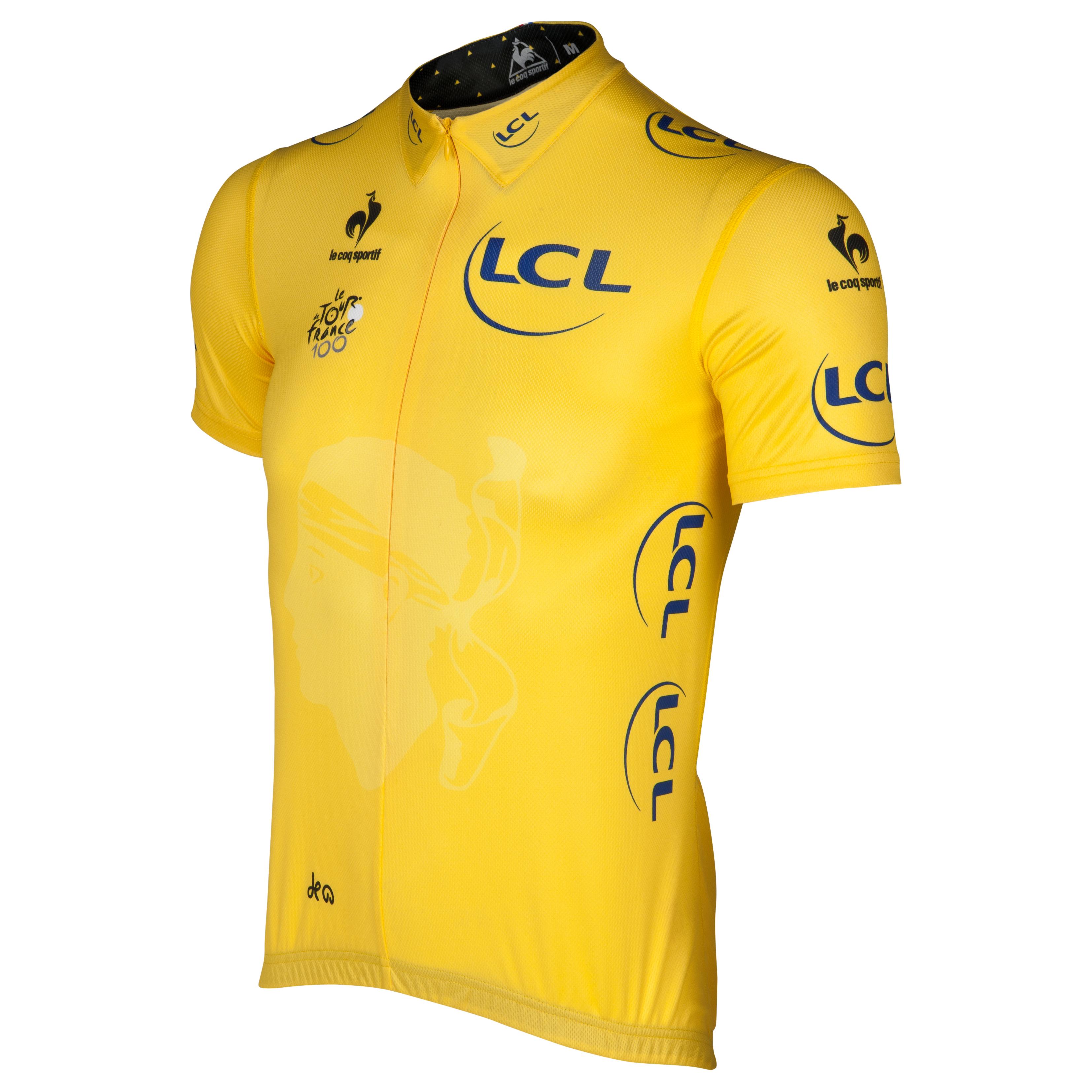Maillot Tour de France par Le Coq Sportif - Jaune