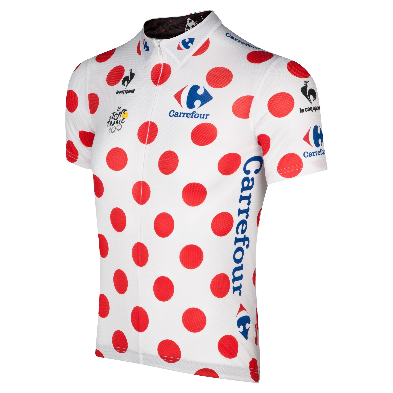 Maillot Tour de France par Le Coq Sportif - Pois