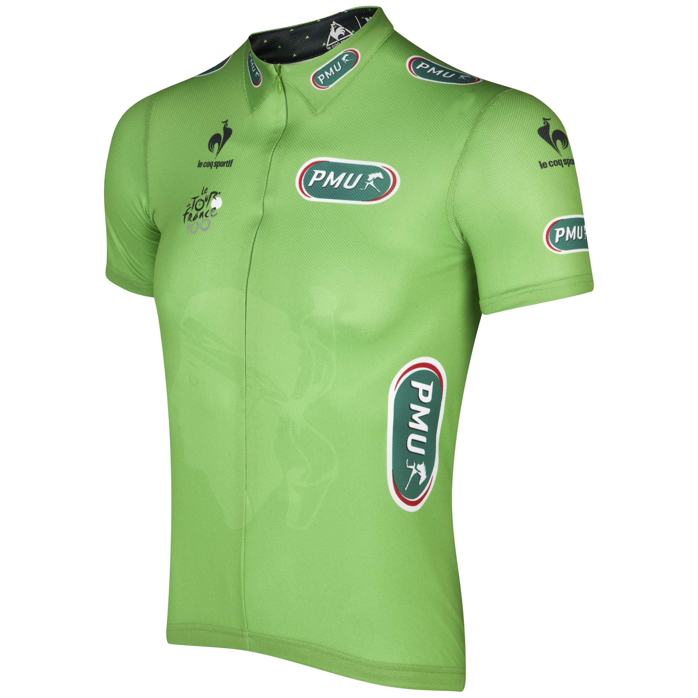 Maillot Tour de France par Le Coq Sportif - Vert