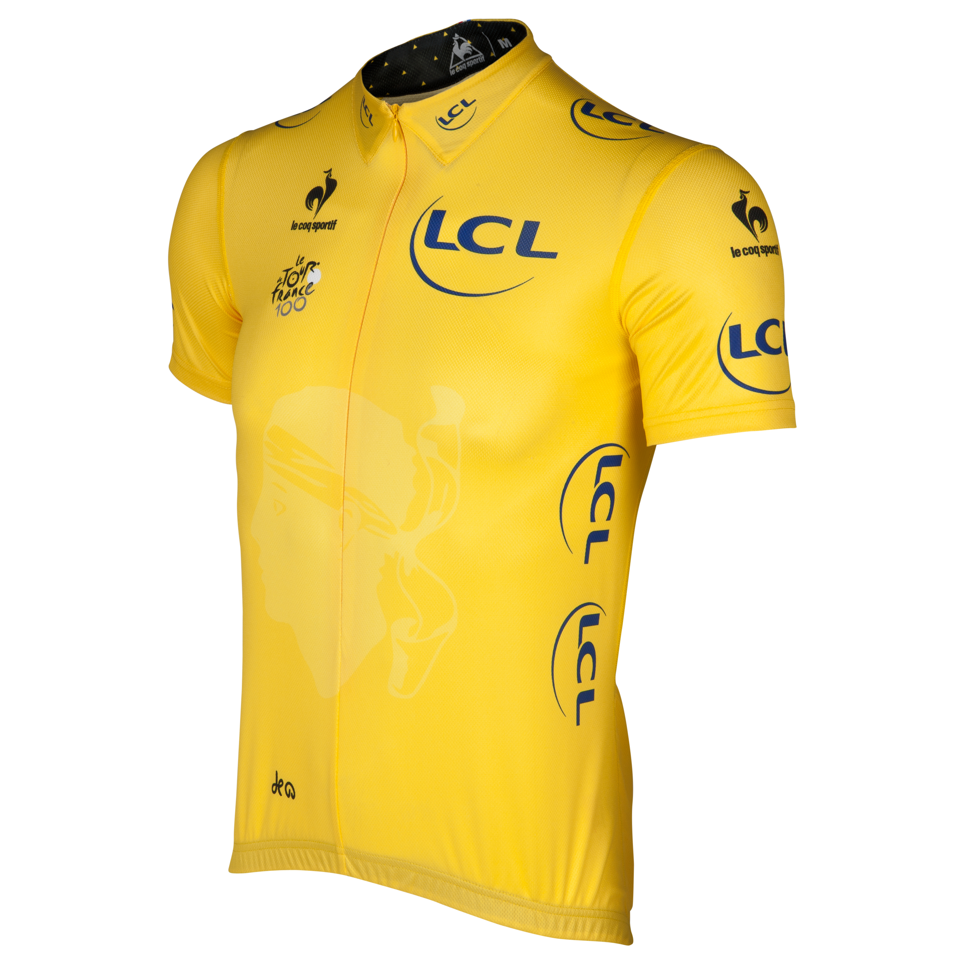 Le Tour de France by Le Coq Sportif Replica Jersey - Yellow - Junior