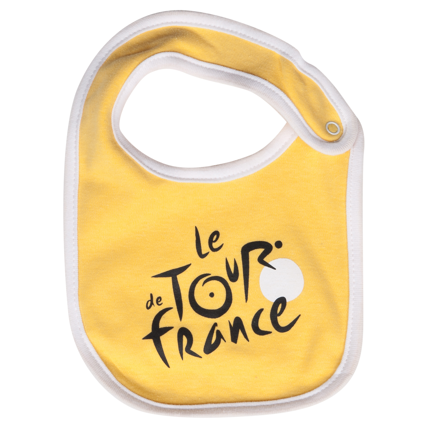 Le Tour de France Logo Bib - Yellow