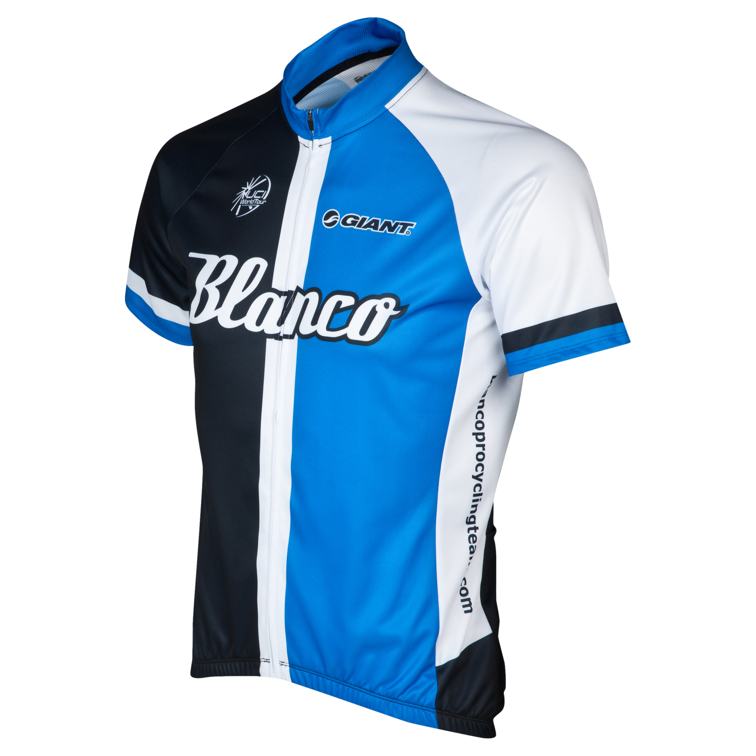 Blanco Pro Cycling Team Replica Team Jersey