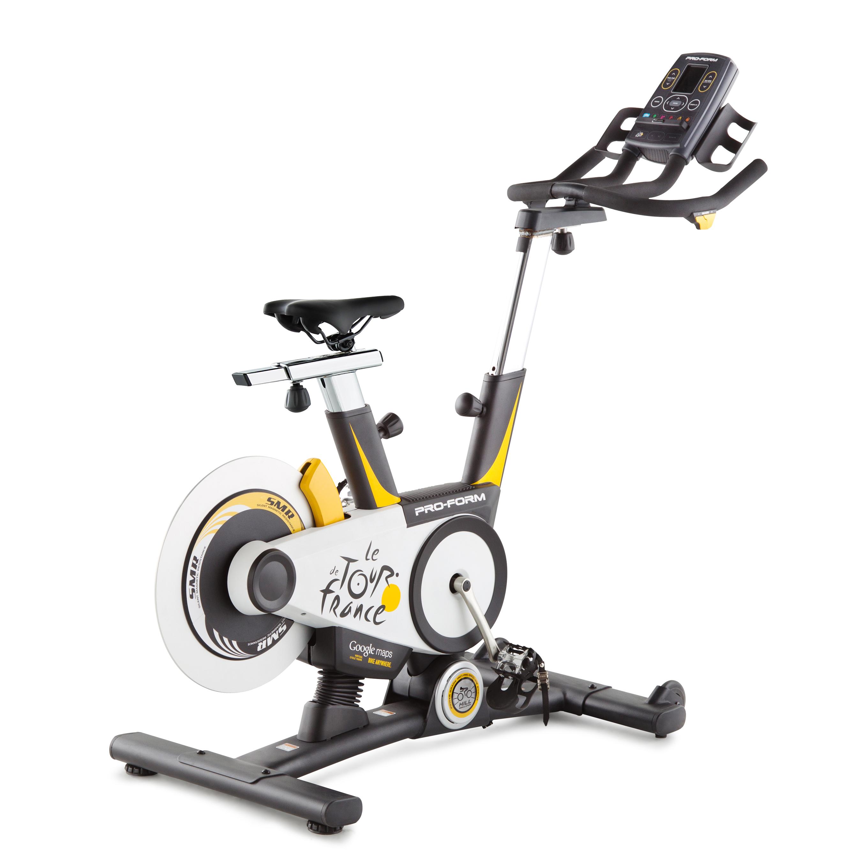 Vélo d'entraînement officiel du Tour de France Pro-Form Interactive