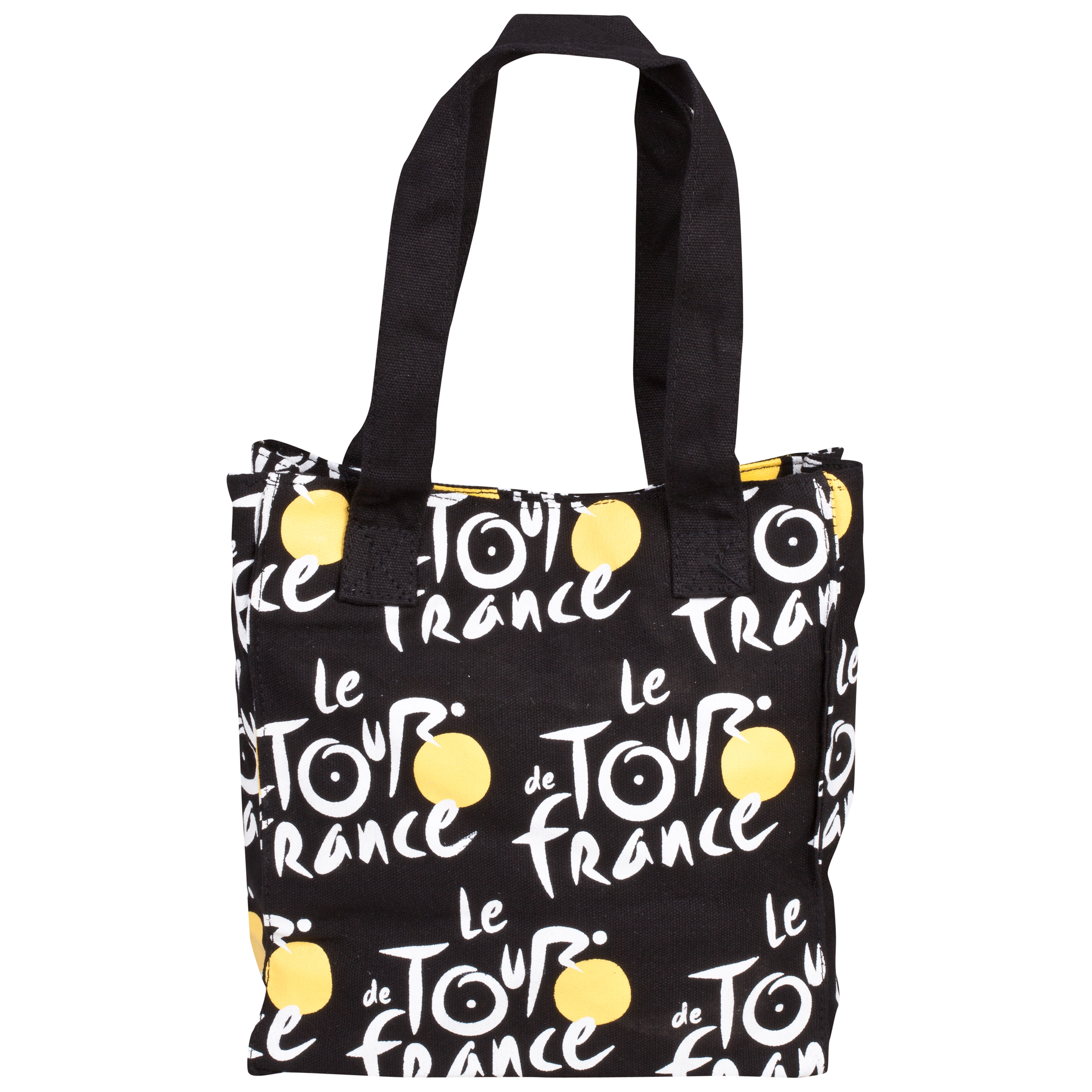 Le Tour de France Small Tote Black