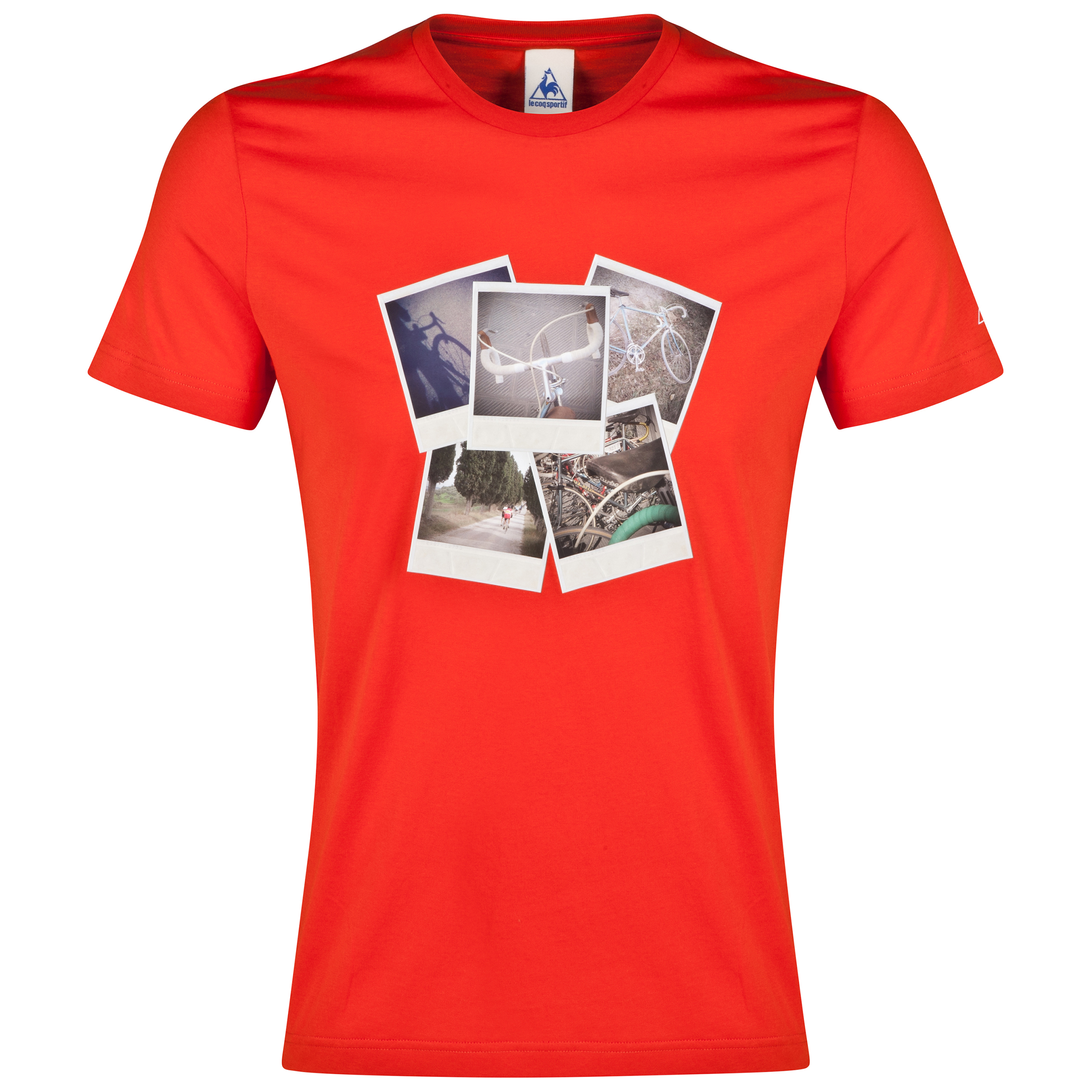 Le Coq Sportif Abutilon T-Shirt Orange