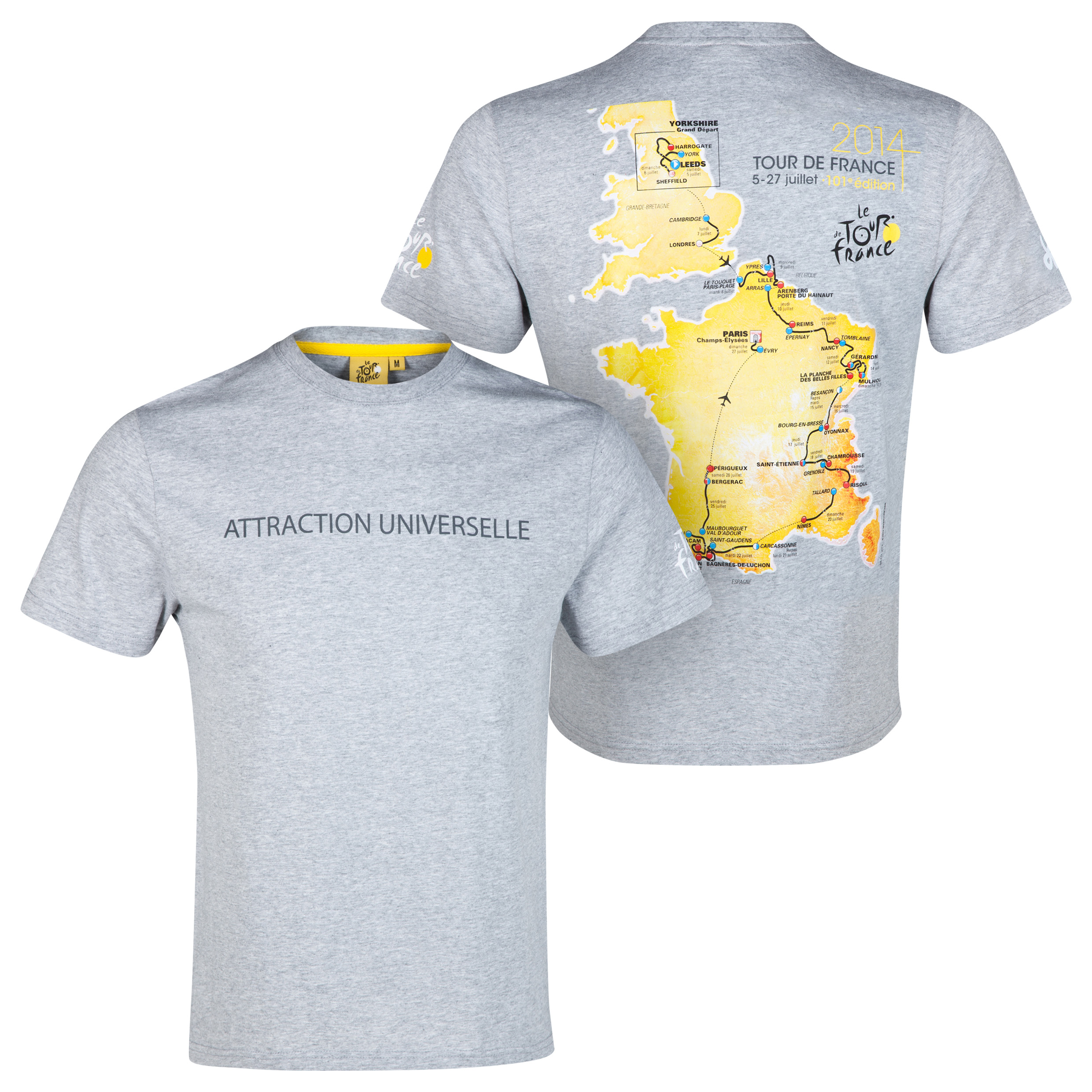 Le Tour de France Race T-Shirt