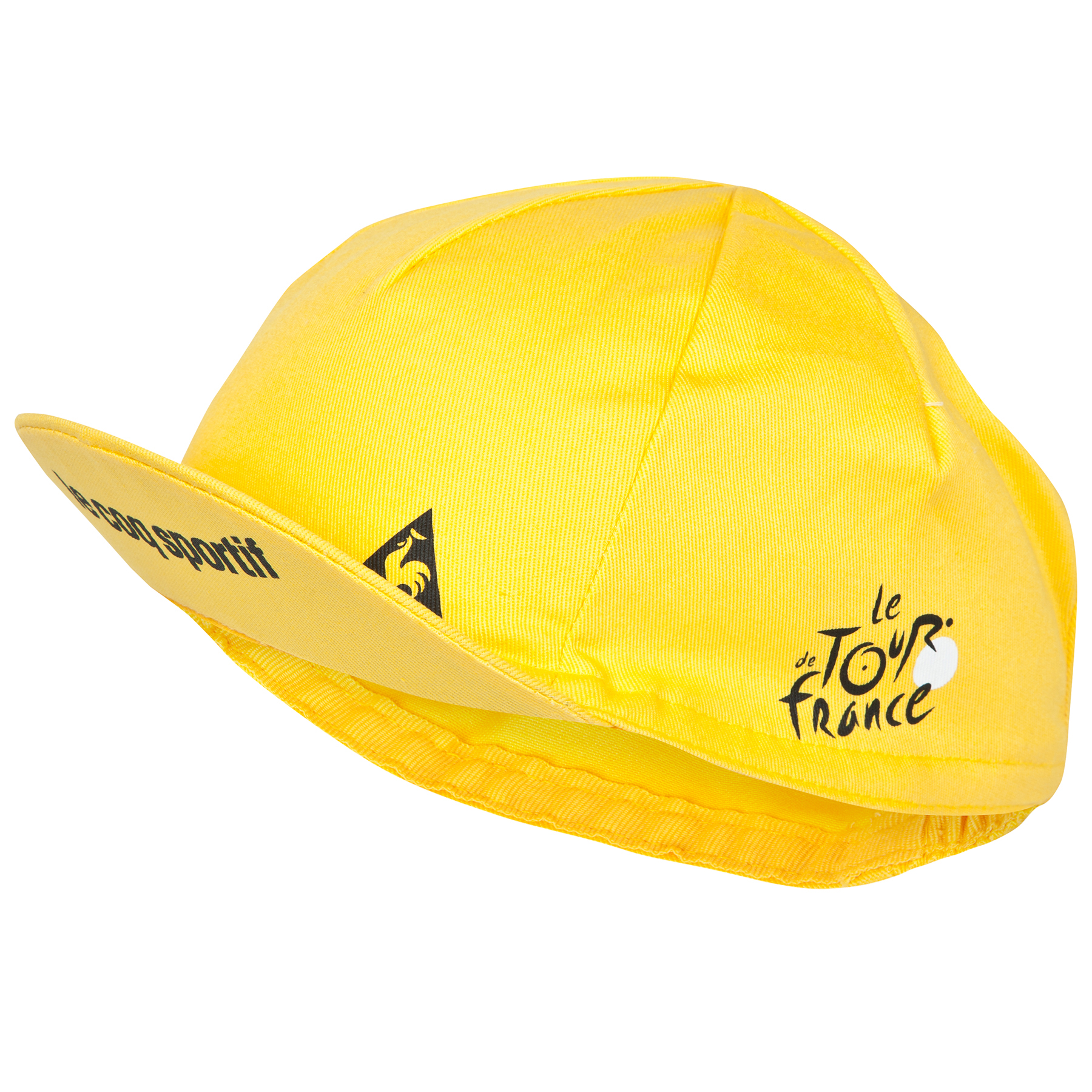 Le Tour de France Le Coq Sportif Cycling Cap - Yellow