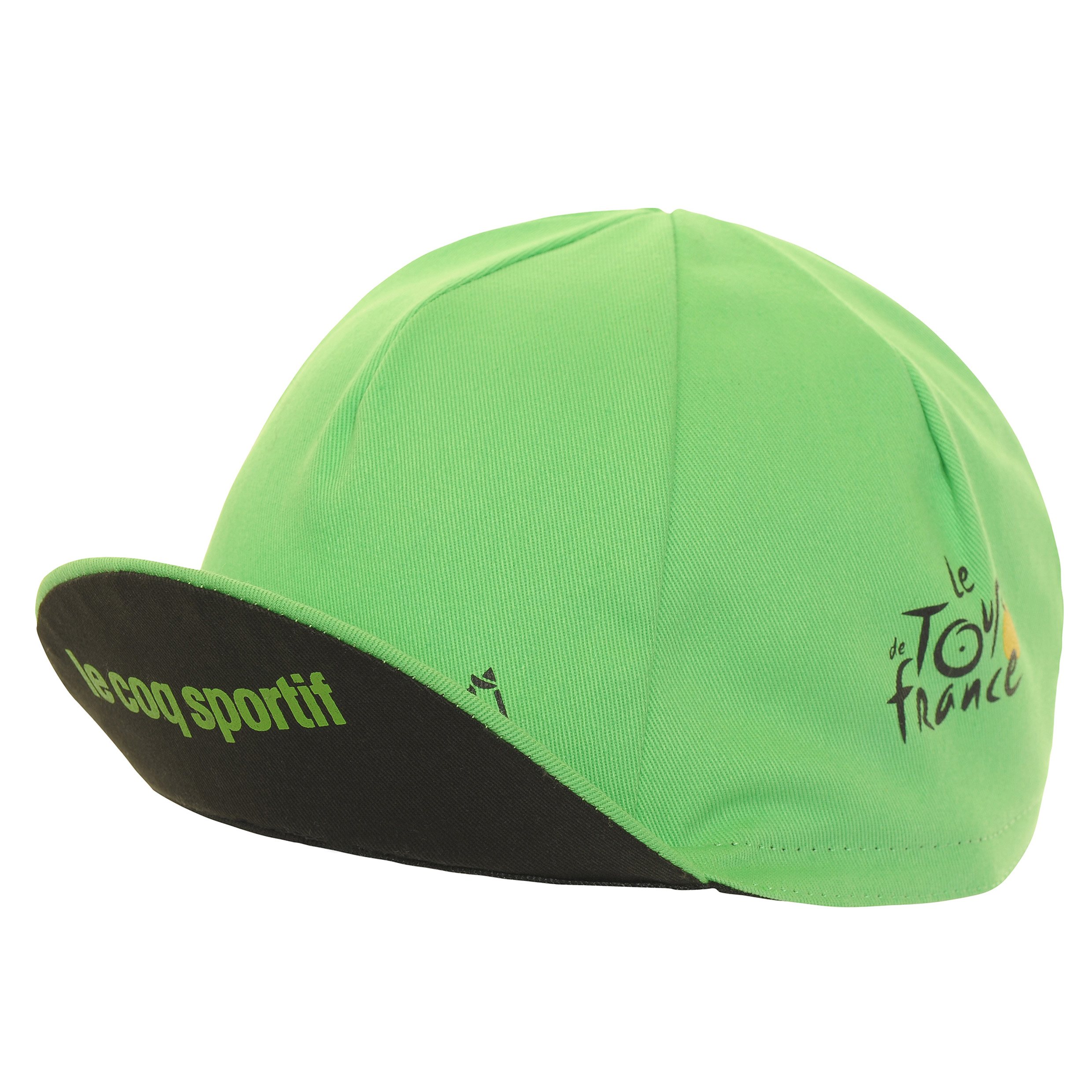Le Tour de France Le Coq Sportif Cycling Cap - Green