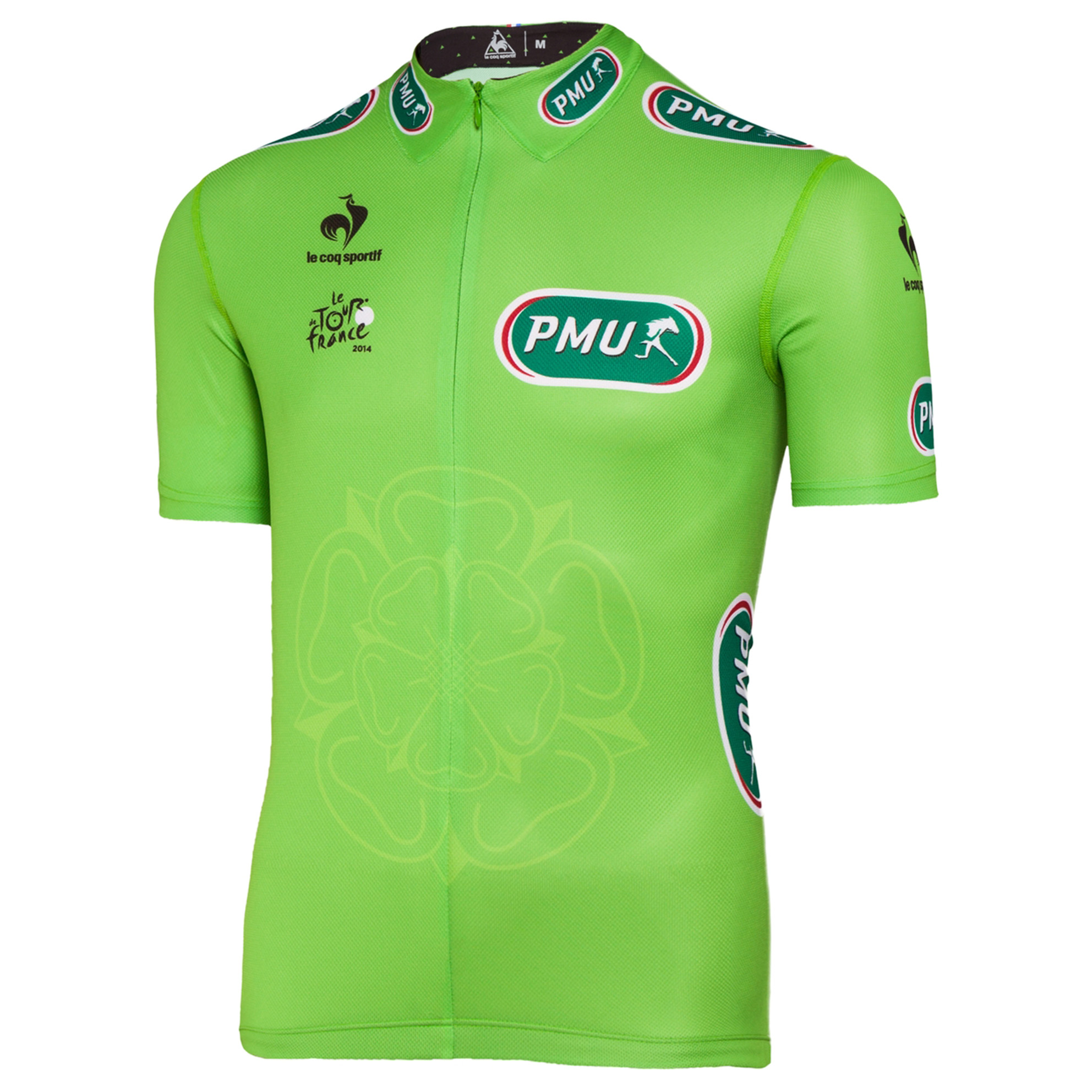 Le Tour de France Le Coq Sportif Replica Jersey - Green