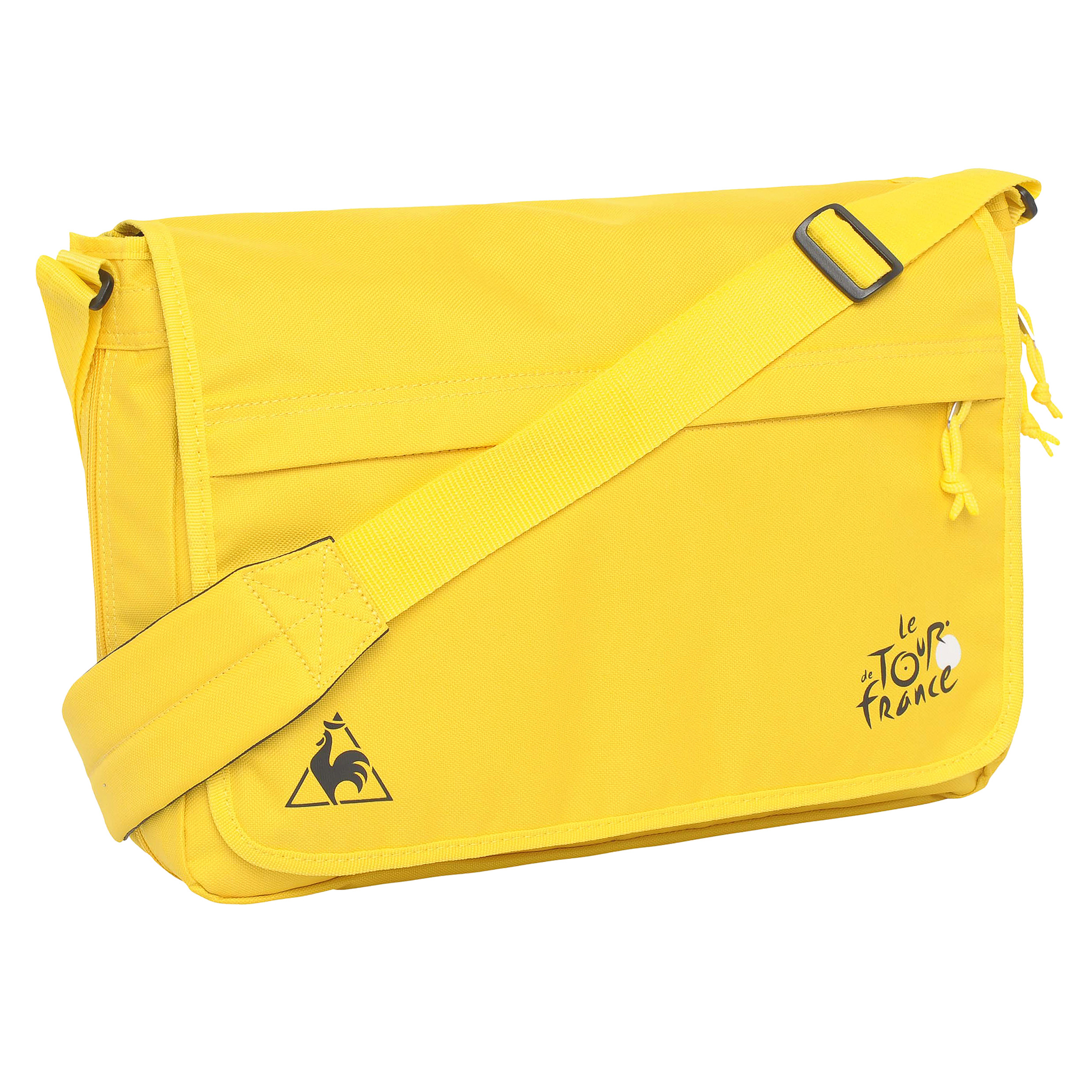 Le Tour de France Le Coq Sportif Messenger Bag - Primrose Yellow