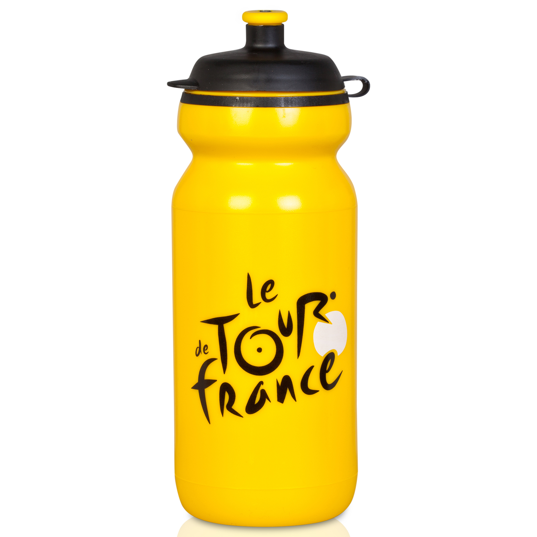 Le Tour de France 600ml Waterbottle - Yellow
