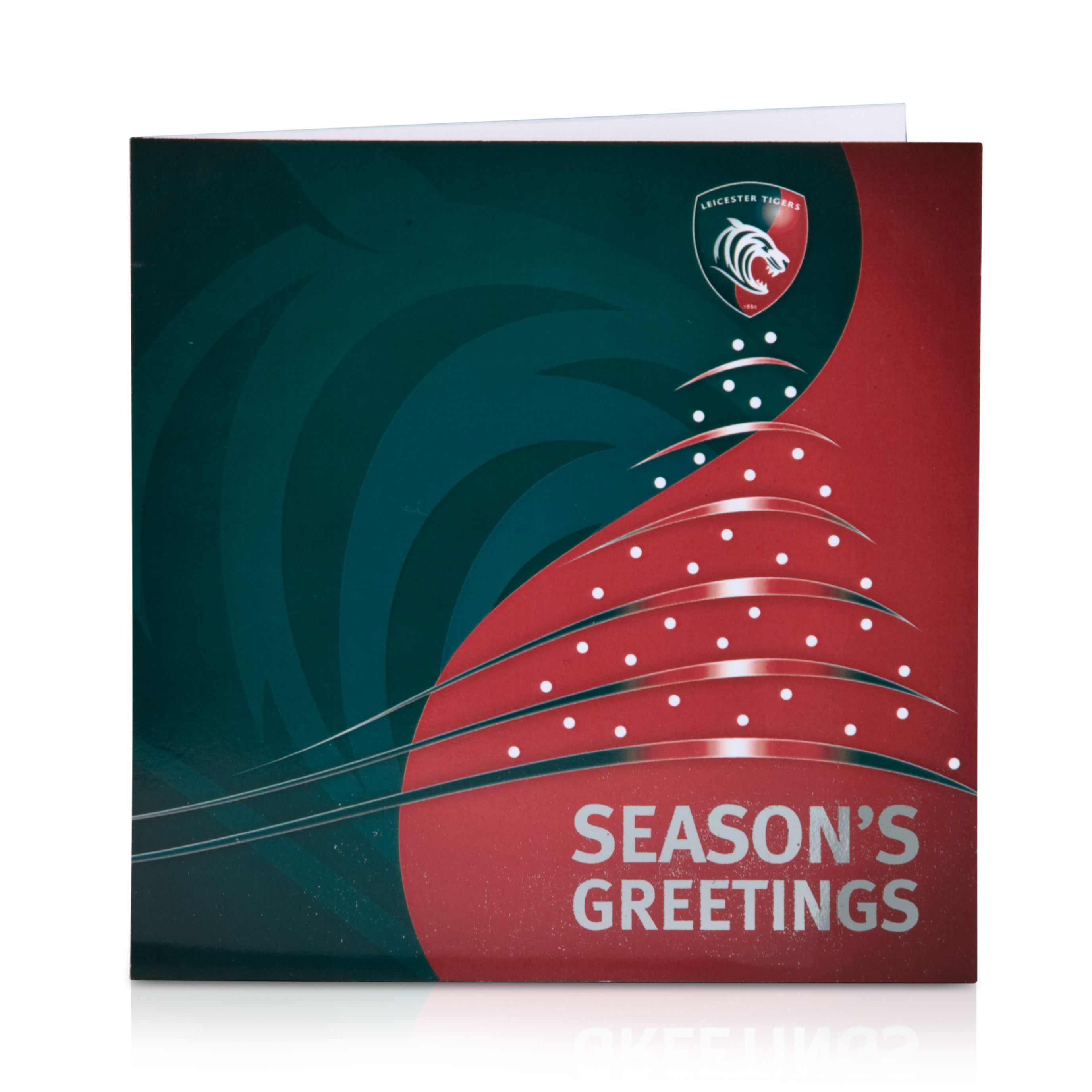 Leicester Tigers Christmas Card