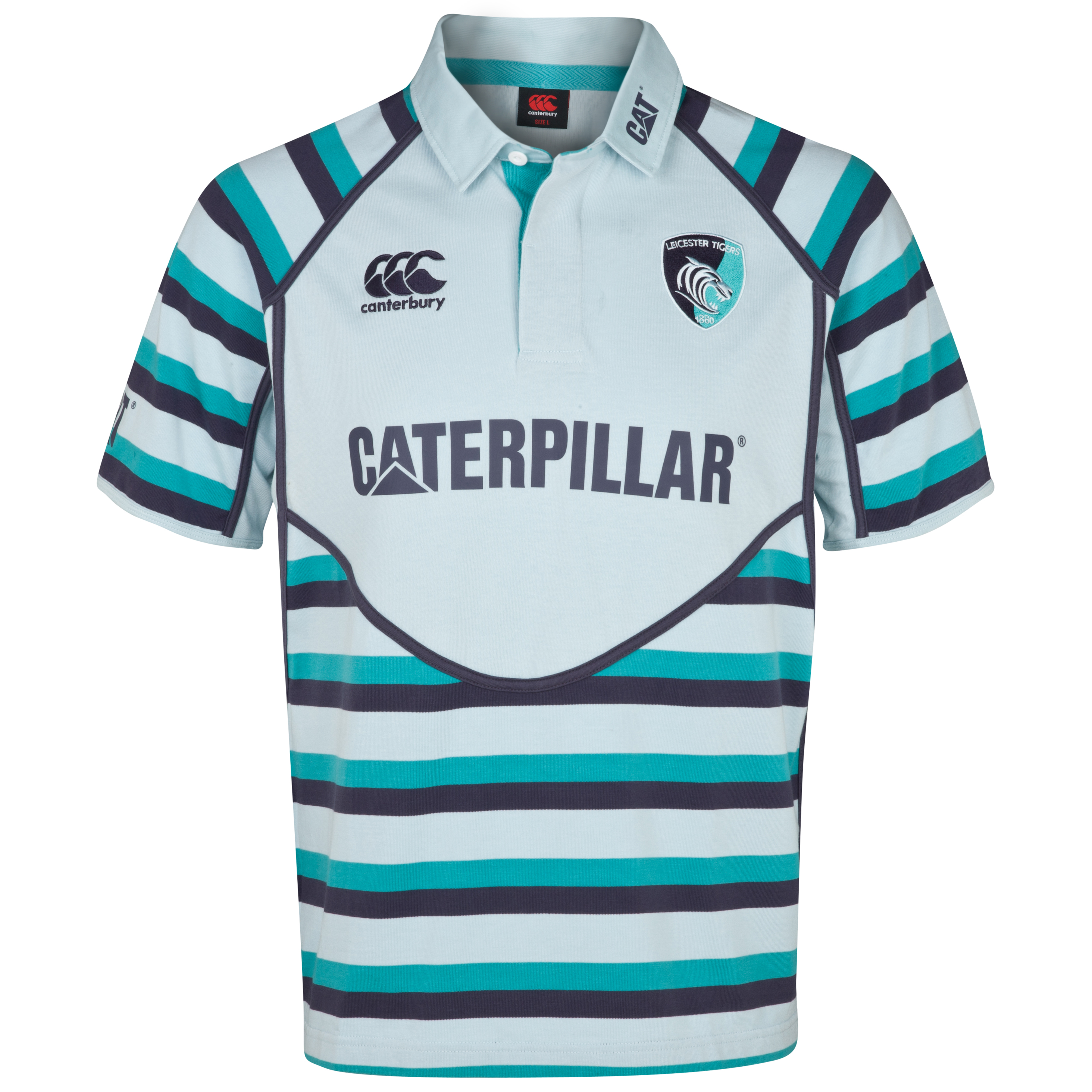 Leicester Tigers Alternate Classic Jersey  2012/13