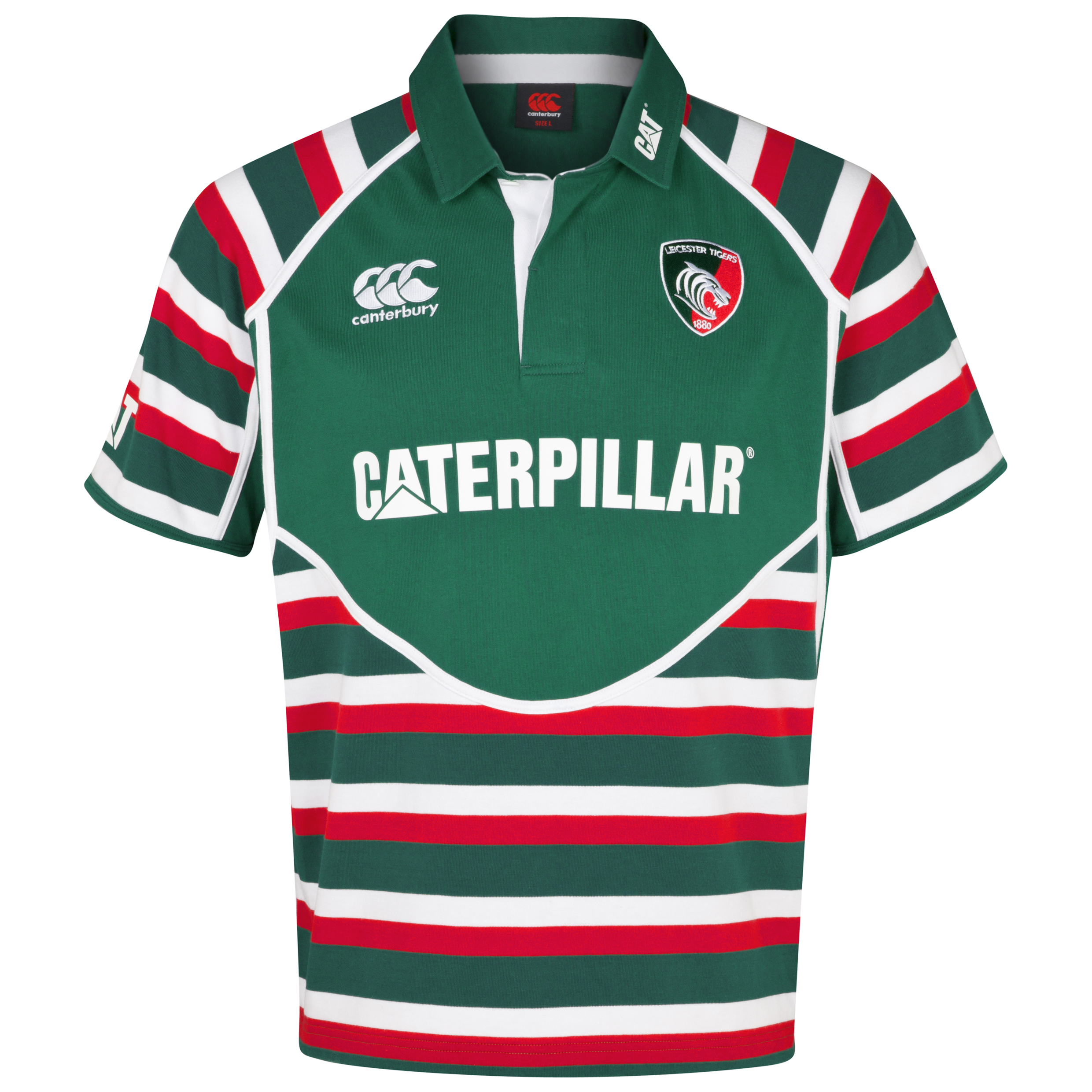 Leicester Tigers Home Classic Jersey 2012/13 - Junior