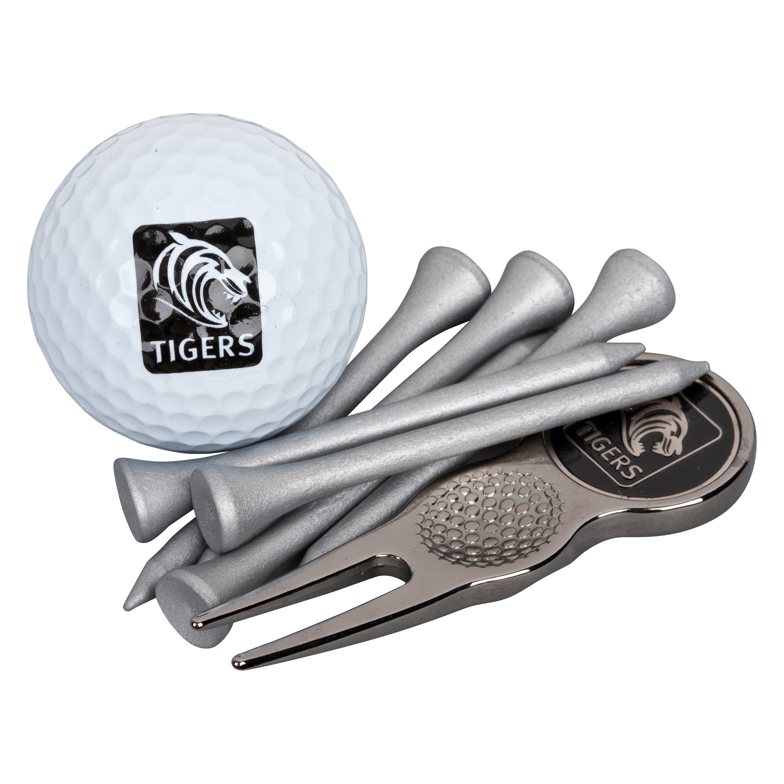 Leicester Tigers Executive Golf Gift Tube