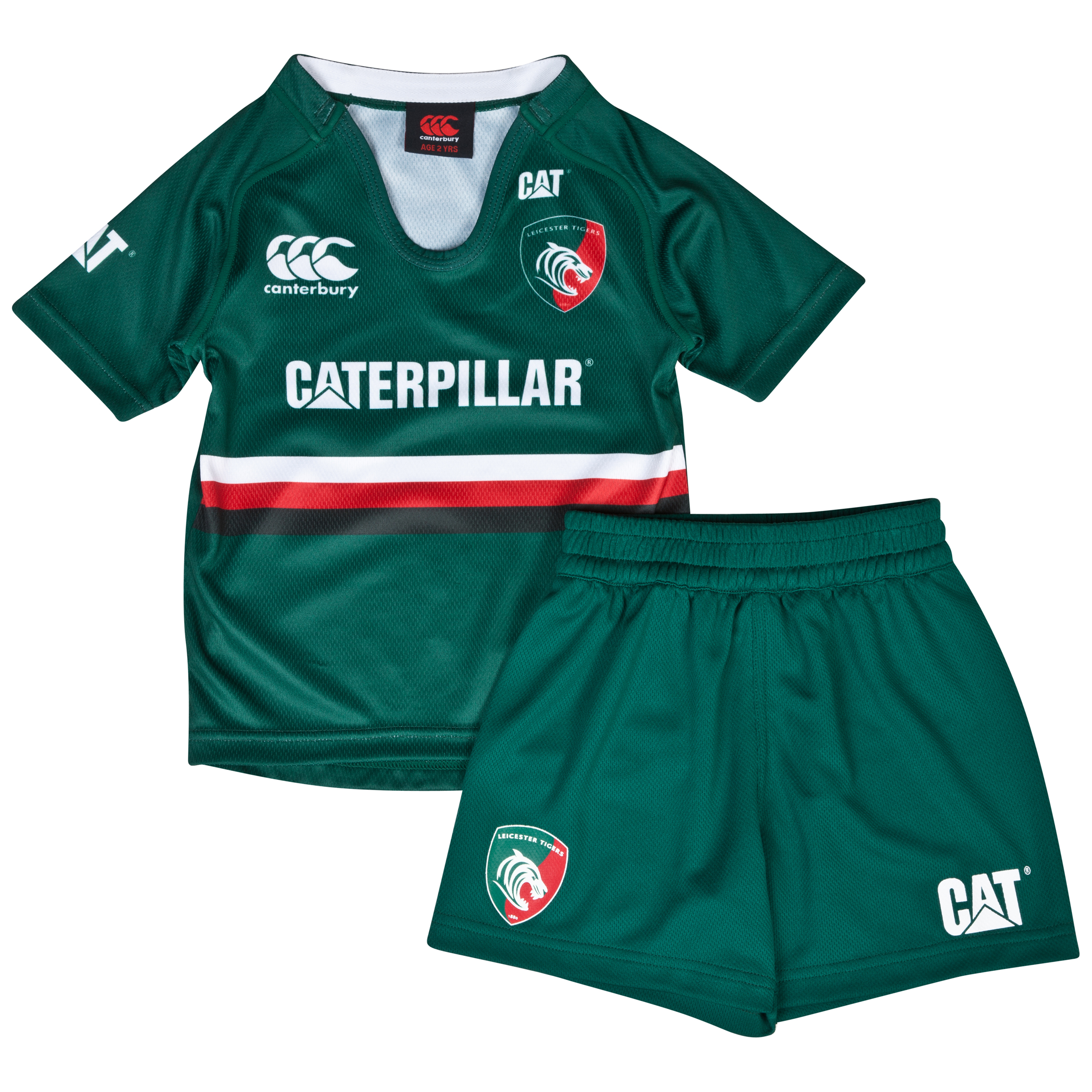 Leicester Tigers Home Pro Infant Kit 2013/14