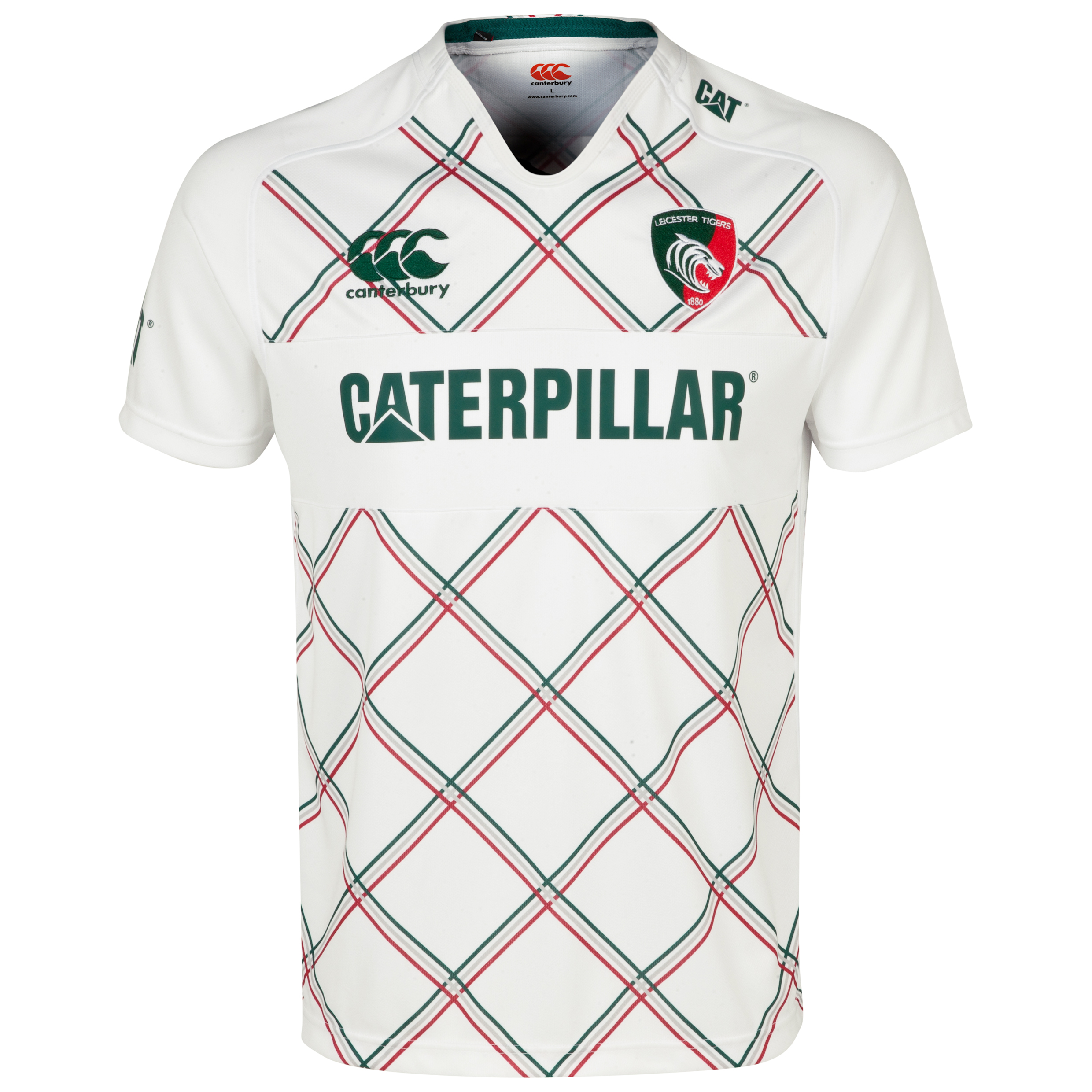 Leicester Tigers Alternate Pro Jersey 2013/14