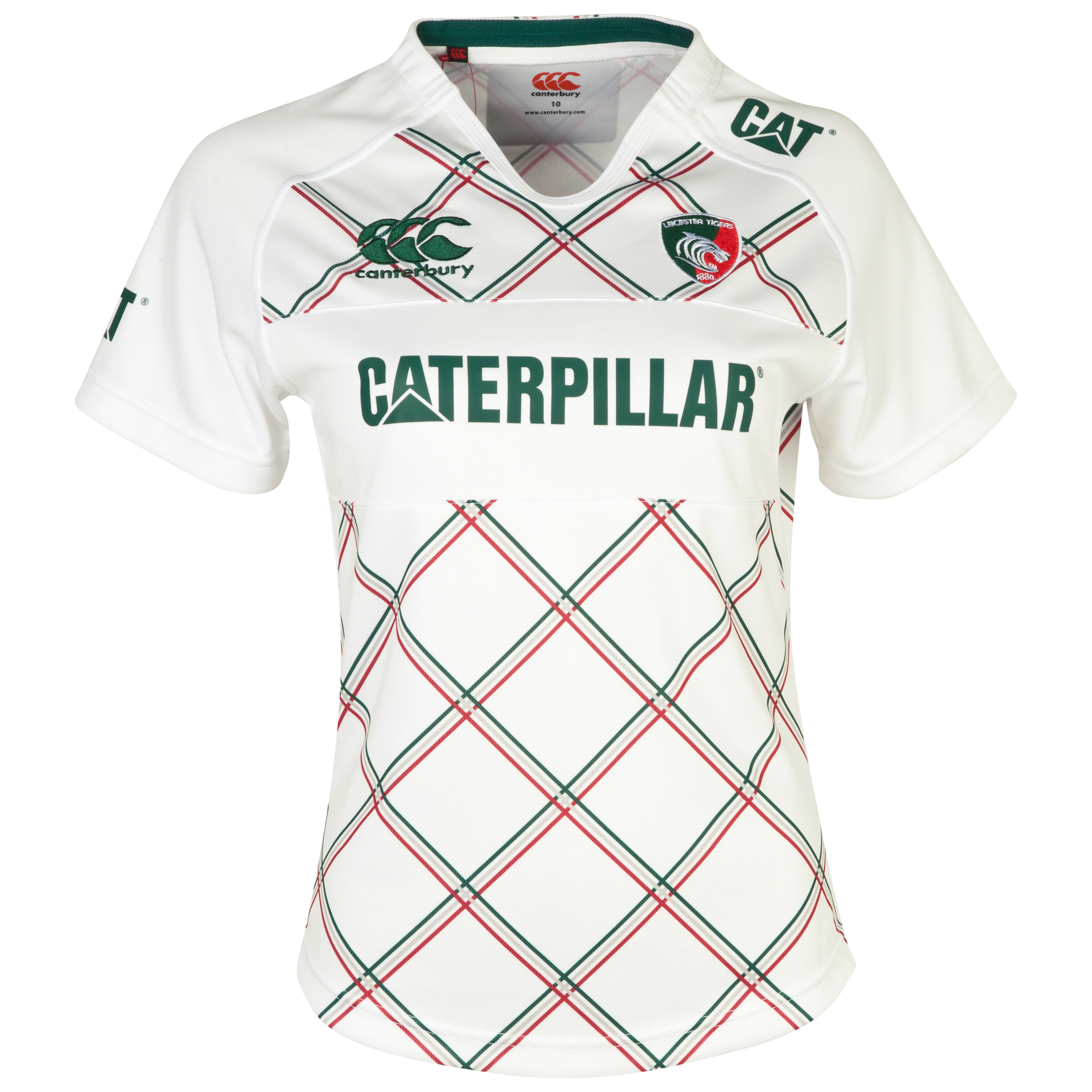Leicester Tigers Alternate Pro Jersey 2013/14 - Womens
