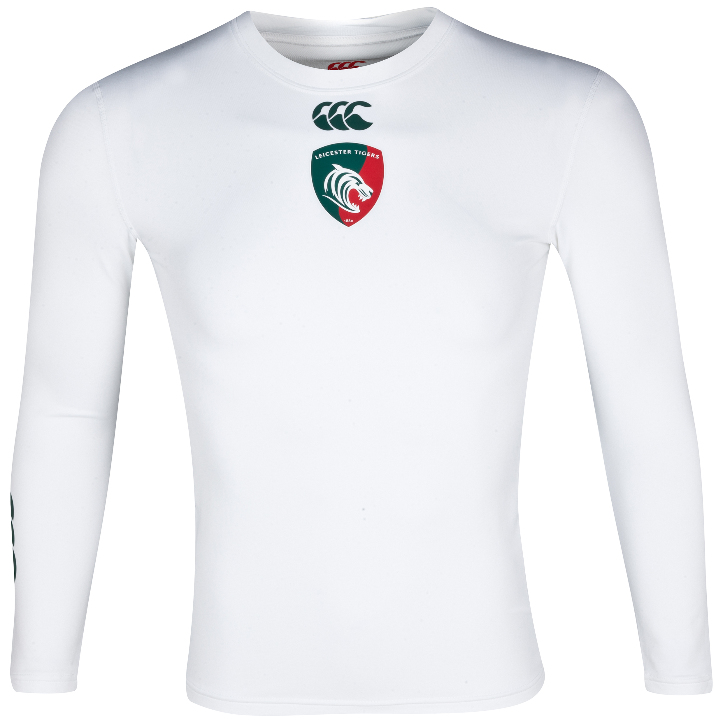 Leicester Tigers Alternate Supporters Cold Baselayer 2012/14- Long Sleeved- Junior