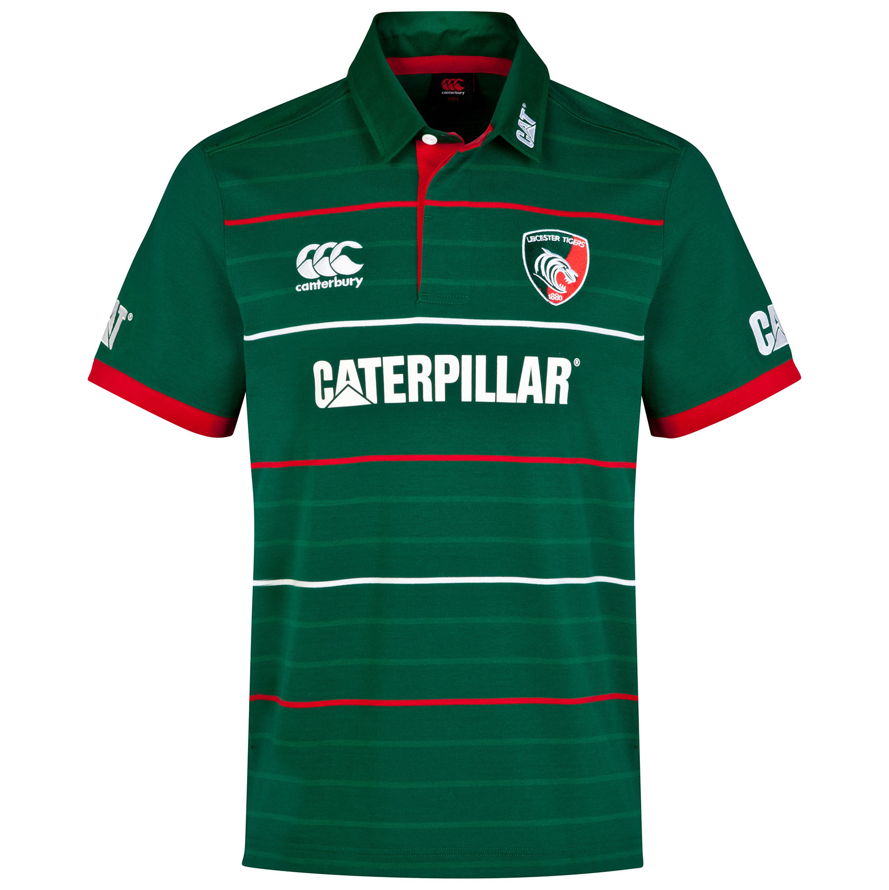 Leicester Tigers Home Classic Jersey 2014/15