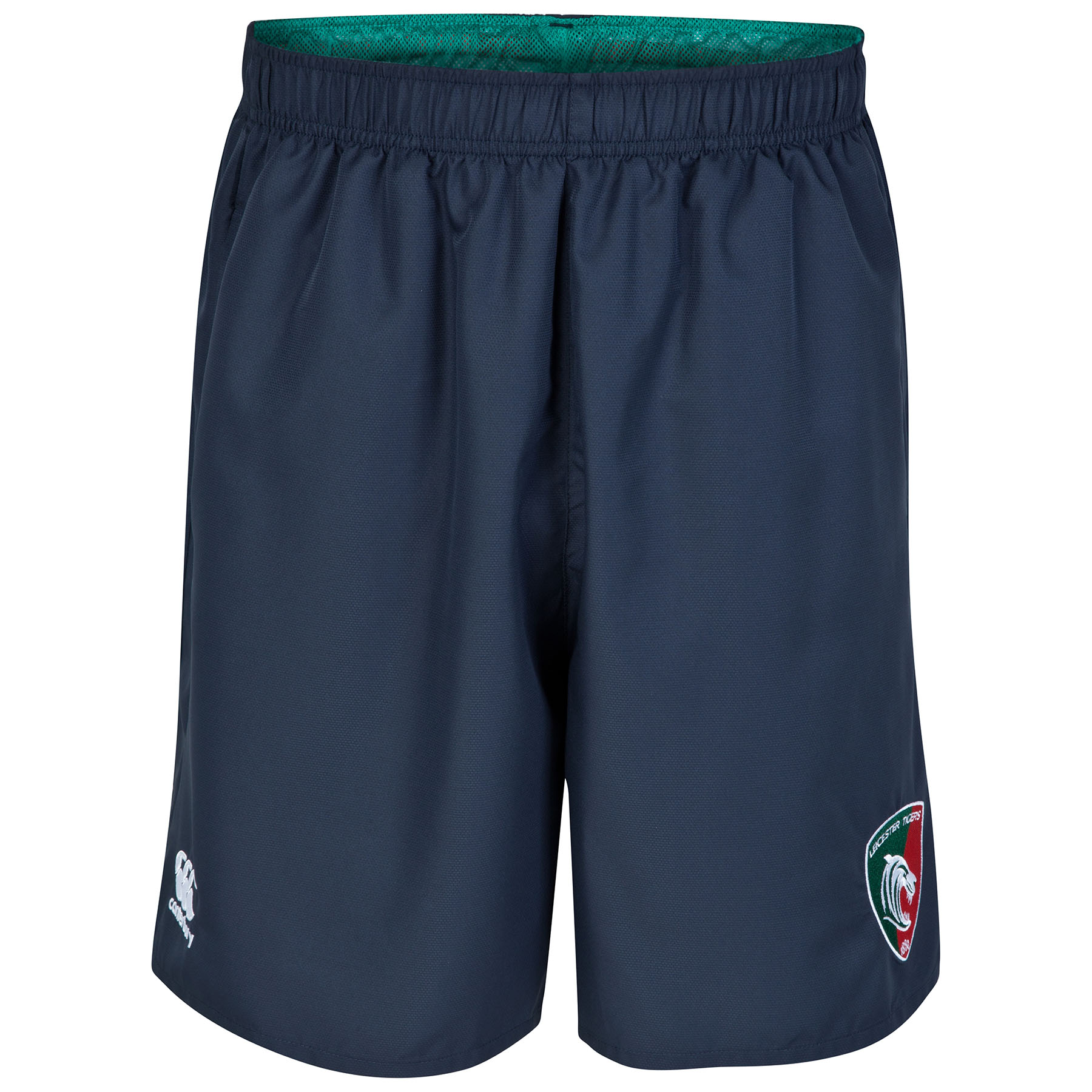 Leicester Tigers Gym Short Navy