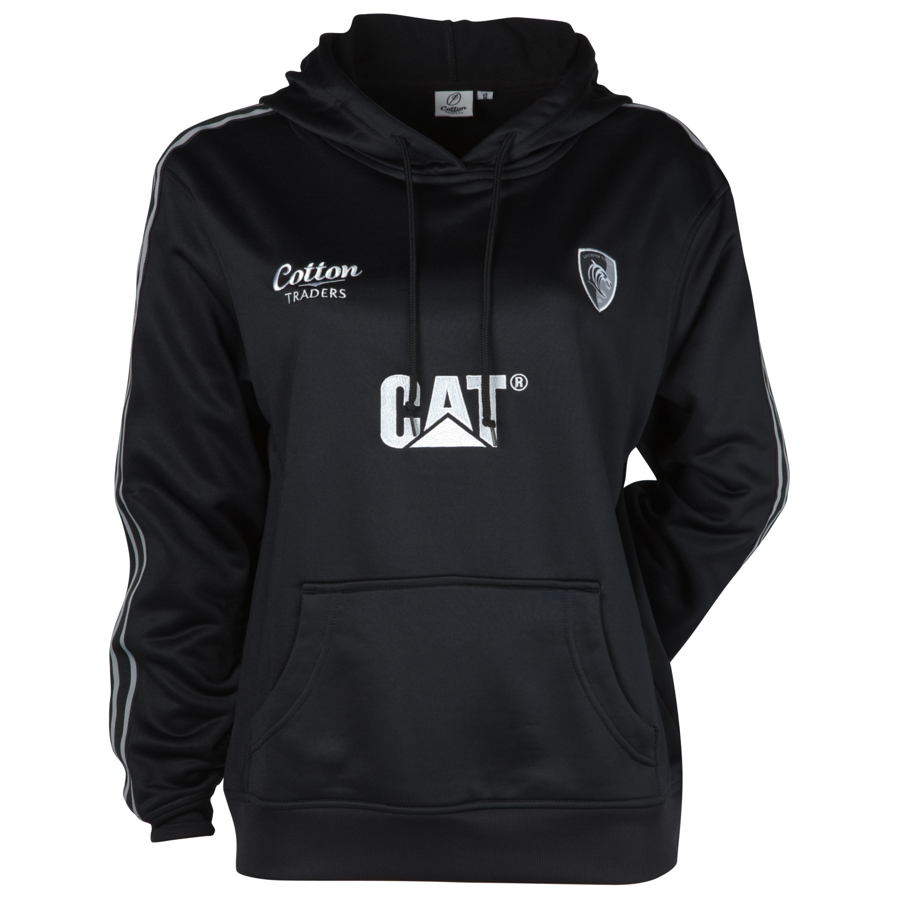 Leicester Tigers Hoodie 10/11 - Womens. for 20€