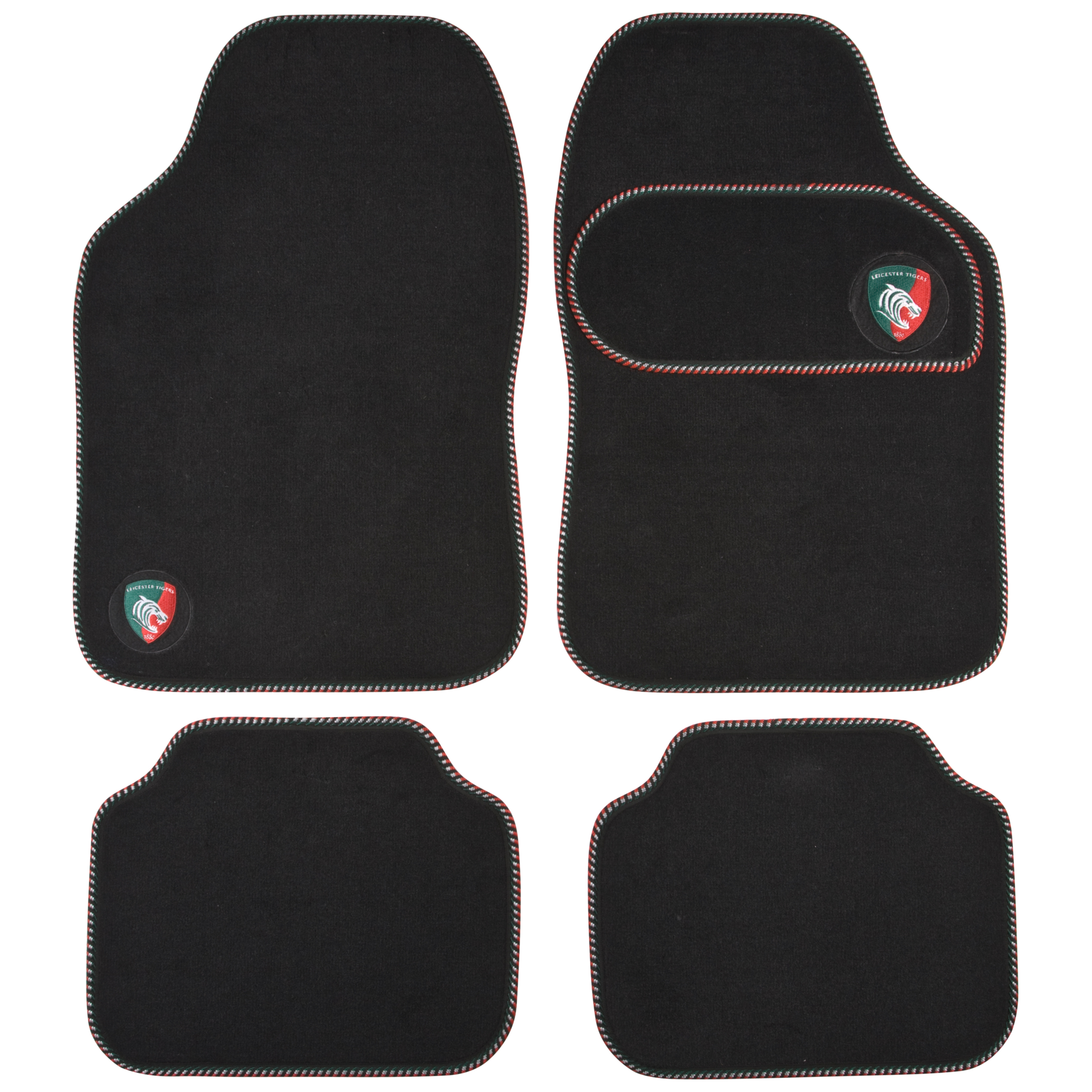 Leicester Tigers Luxury Car Mats