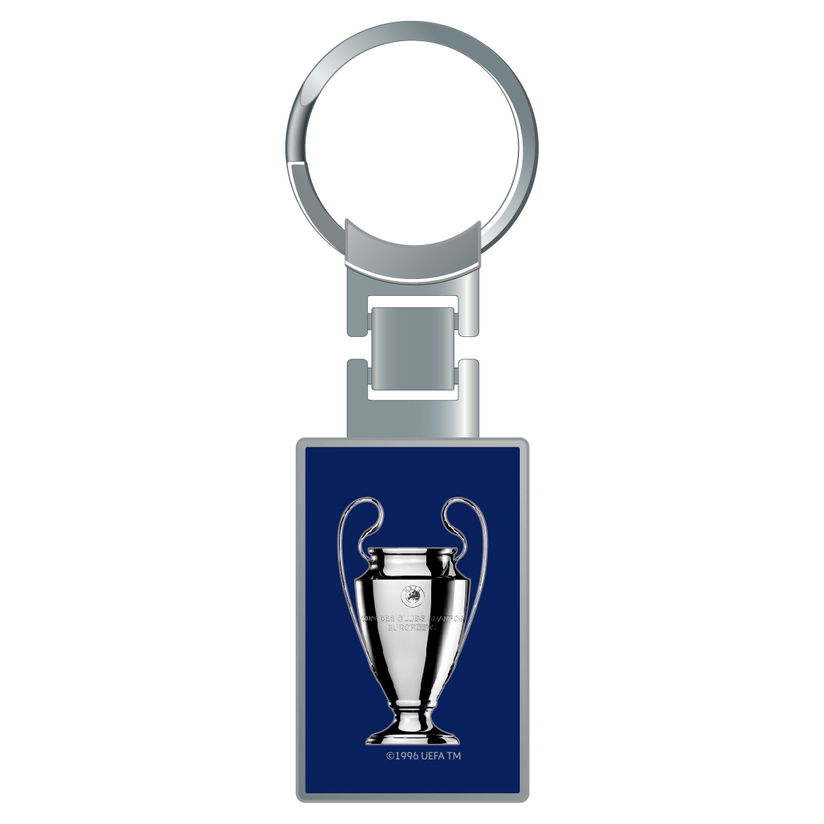 UEFA Champions League Trophy 2D Keyring