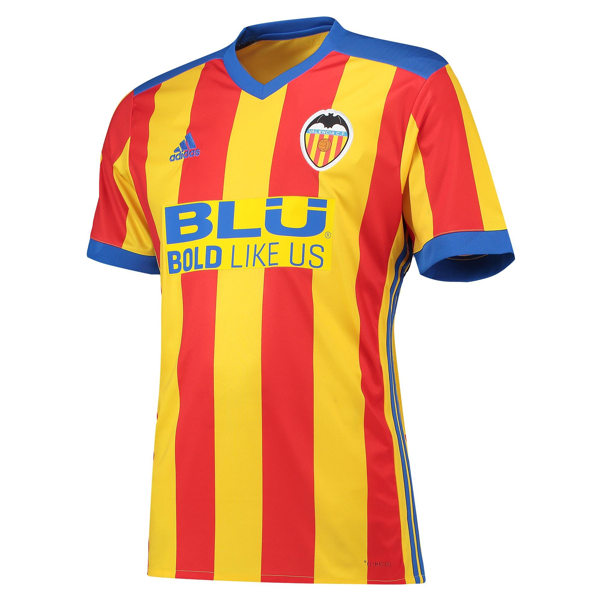 Valencia CF Third Shirt 2017-18