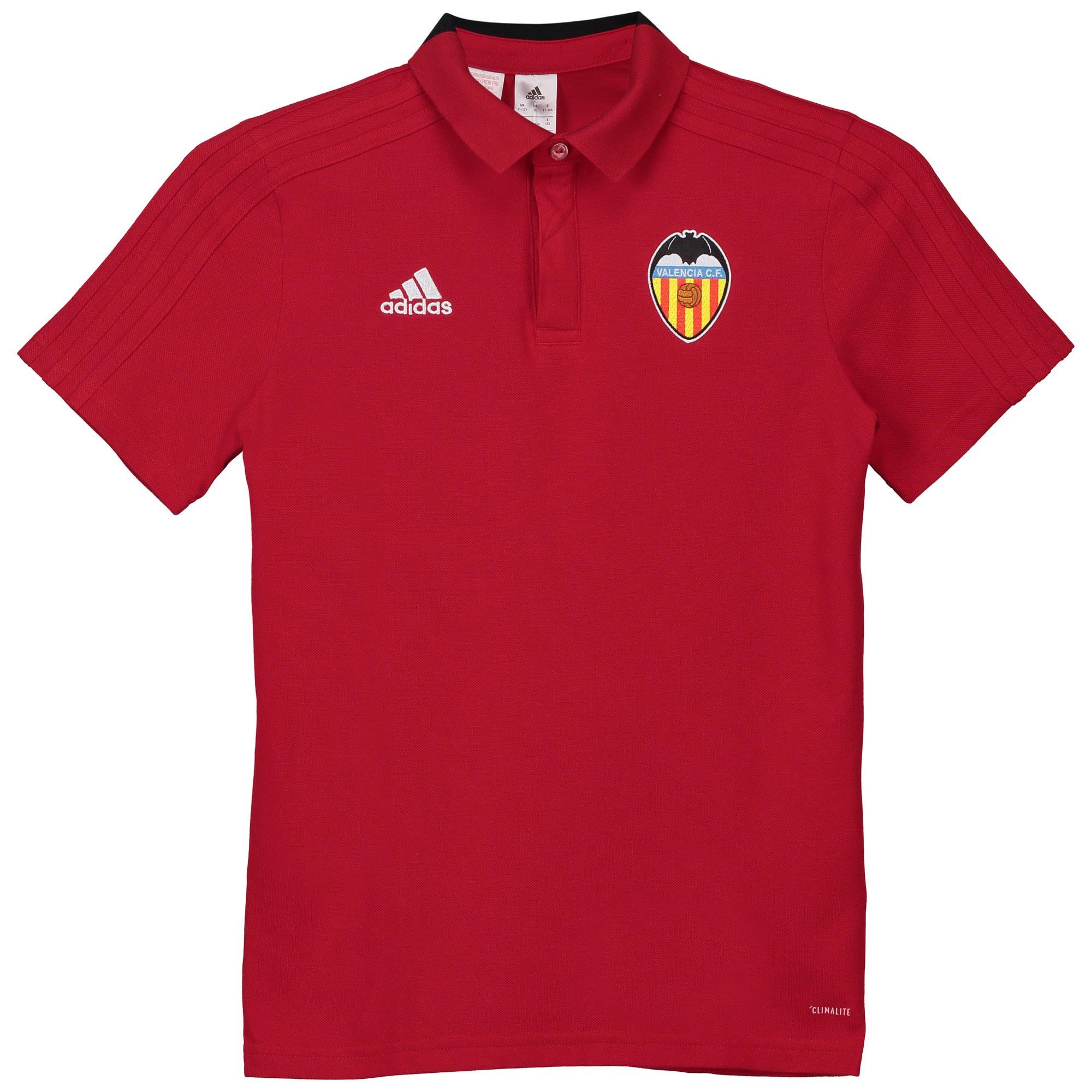 Polo del Valencia CF - Rojo - Niño