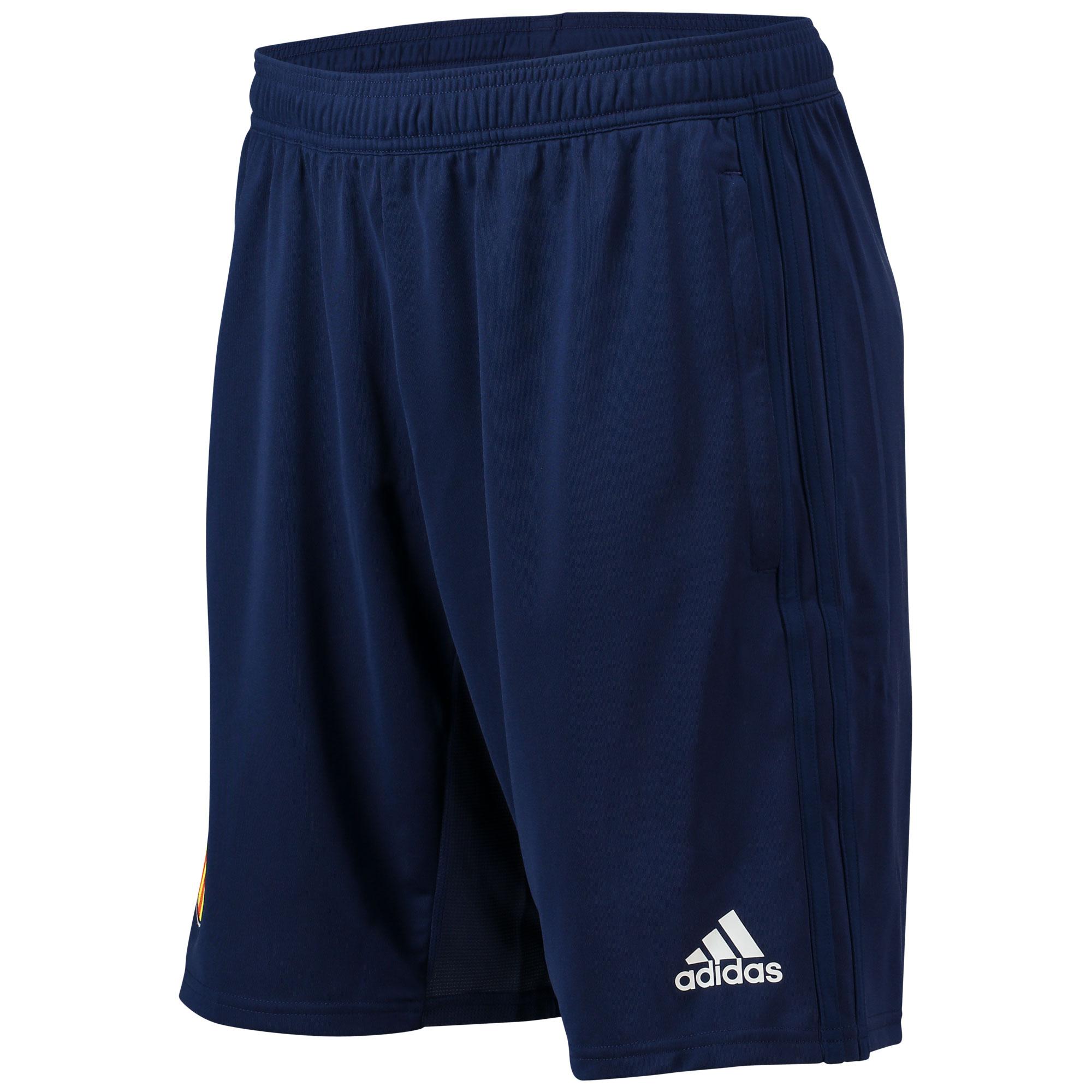 Pantalón corto de entrenamiento del Valencia CF - Azul oscuro