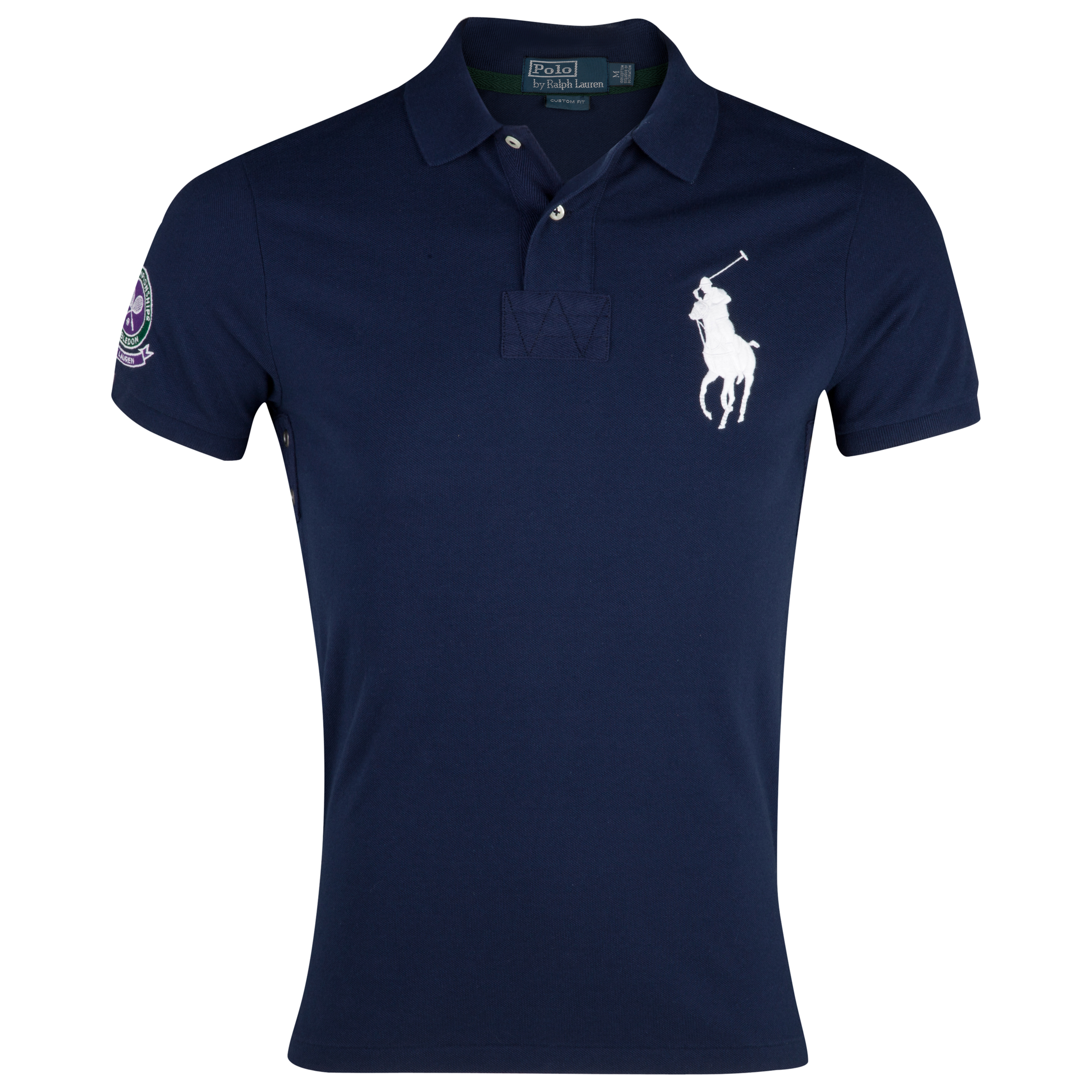 Polo Ralph Lauren Polo Short Sleeve Polo - Fall Navy