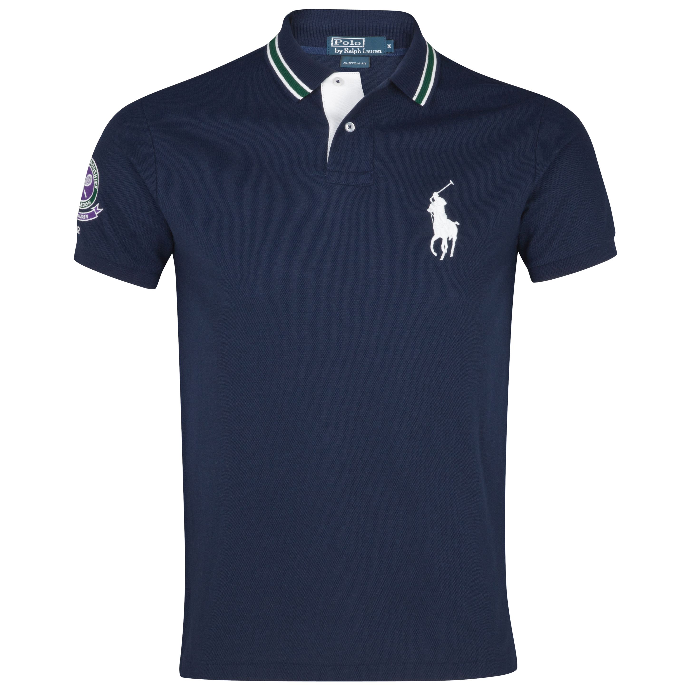 Polo Ralph Lauren Wimbledon Polo Shirt - French Navy