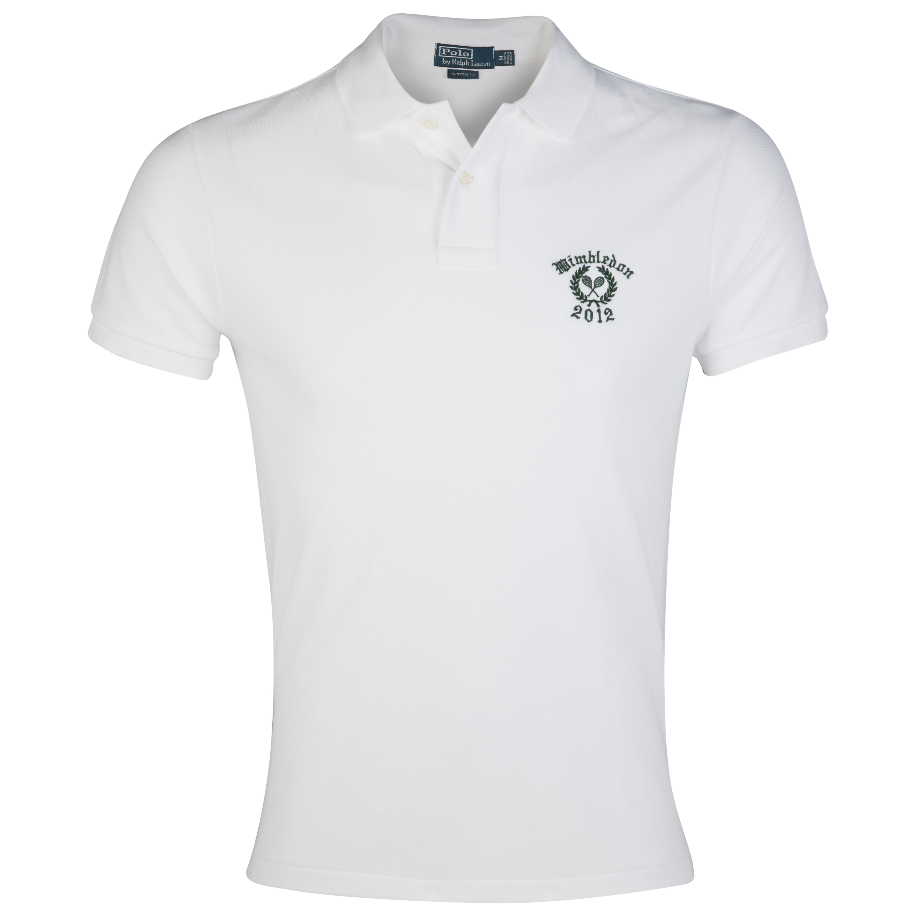 Polo Ralph Lauren Polo Short Sleeve Rugby Polo - Classic Oxford White