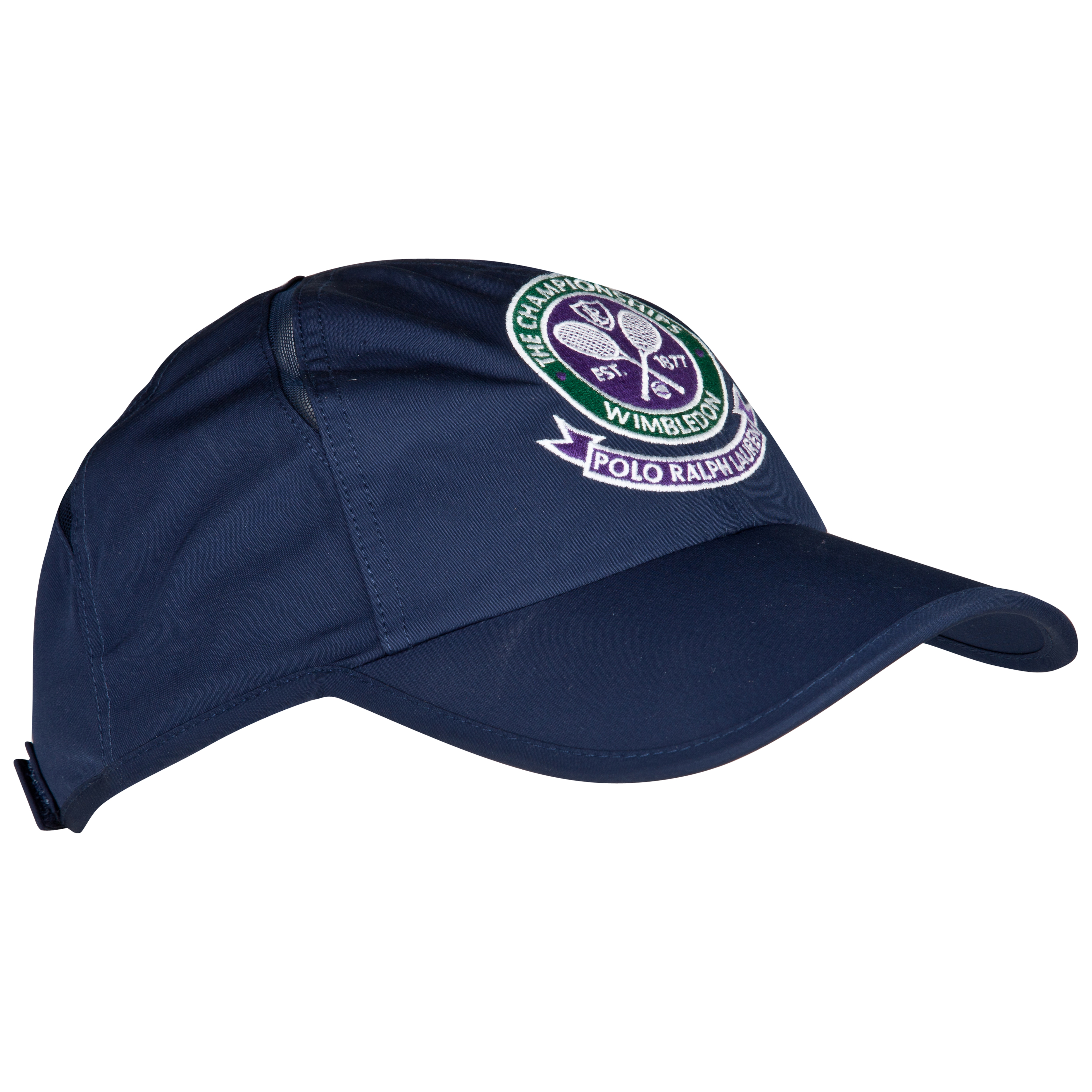 Polo Ralph Lauren Wimbledon Crosscourt Cap - French Navy