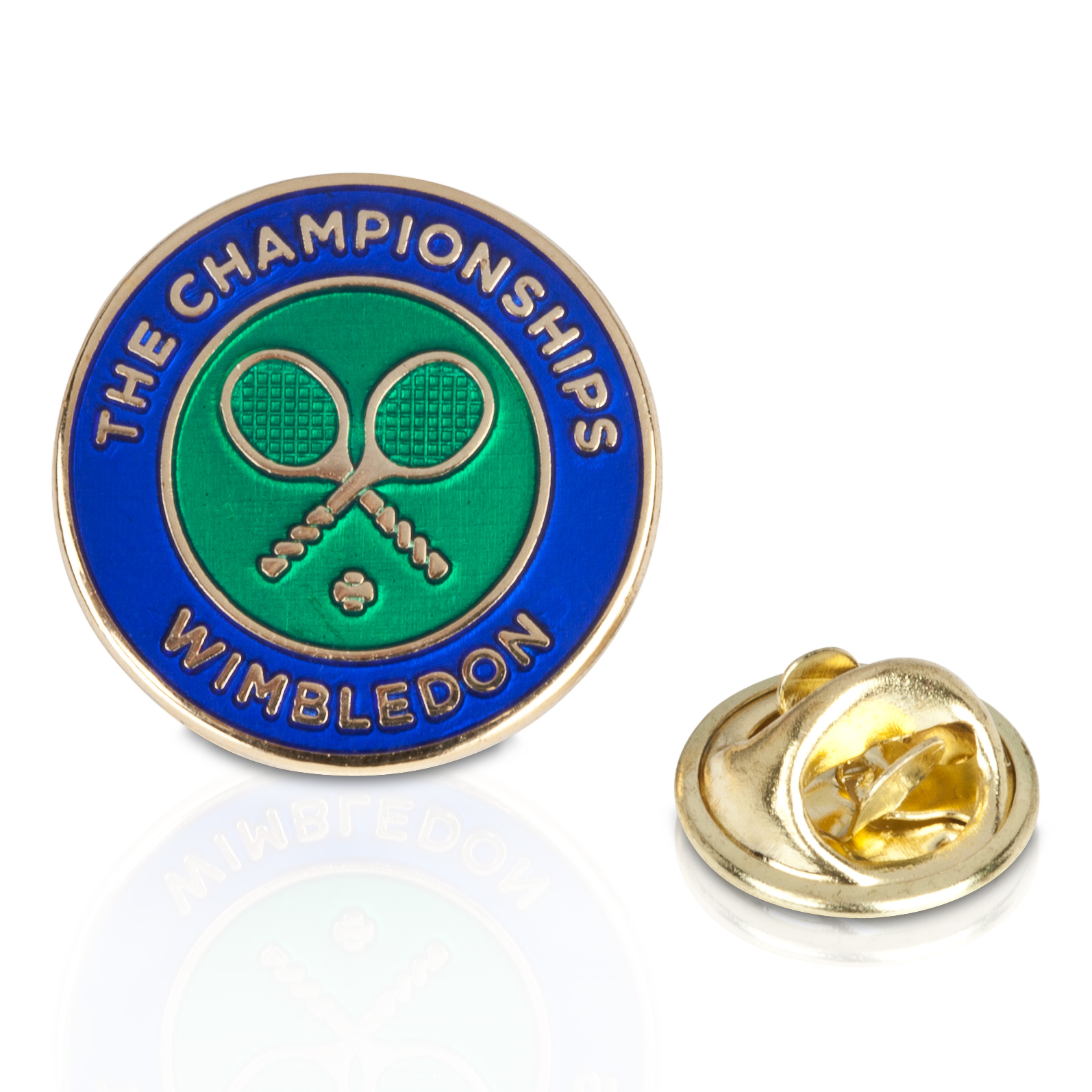 Wimbledon Lapel Badge