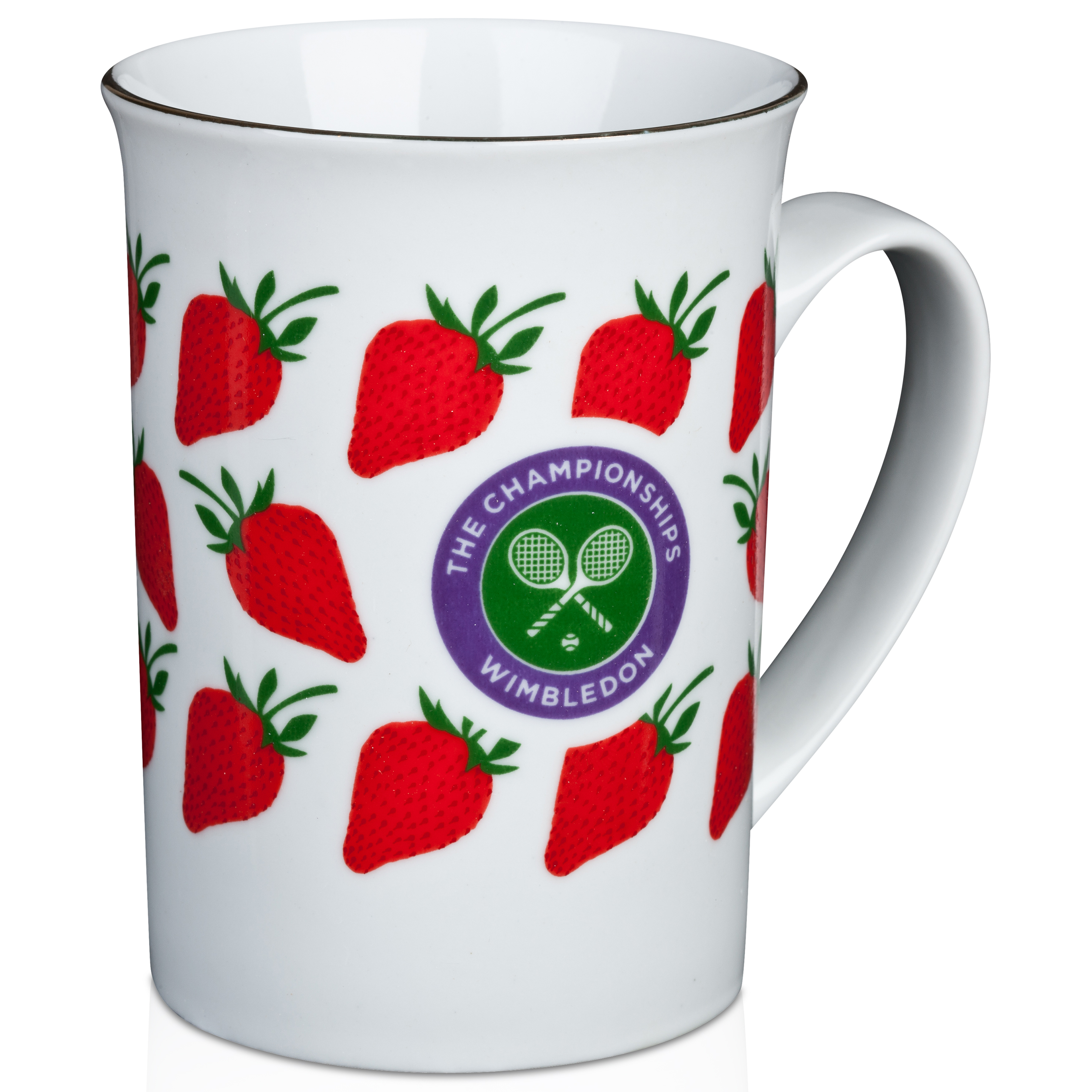 Wimbledon Strawberry Mug