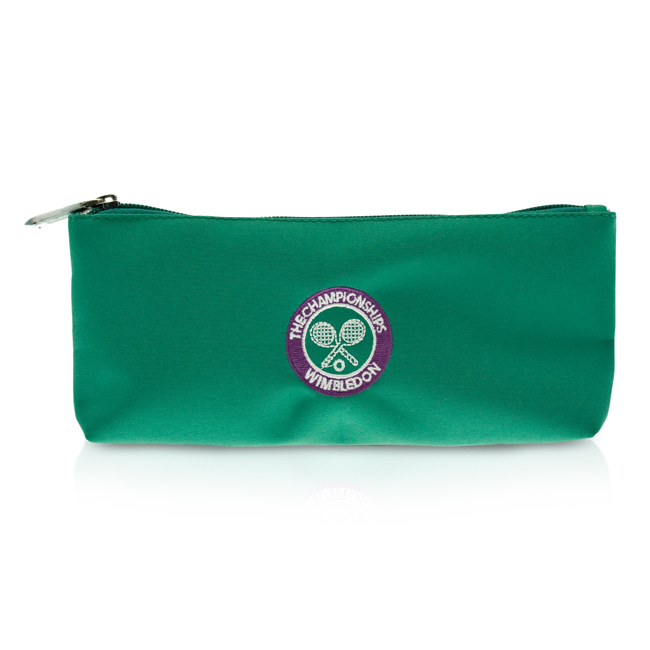 Wimbledon 2 Tone Pencil Case - Green/Purple