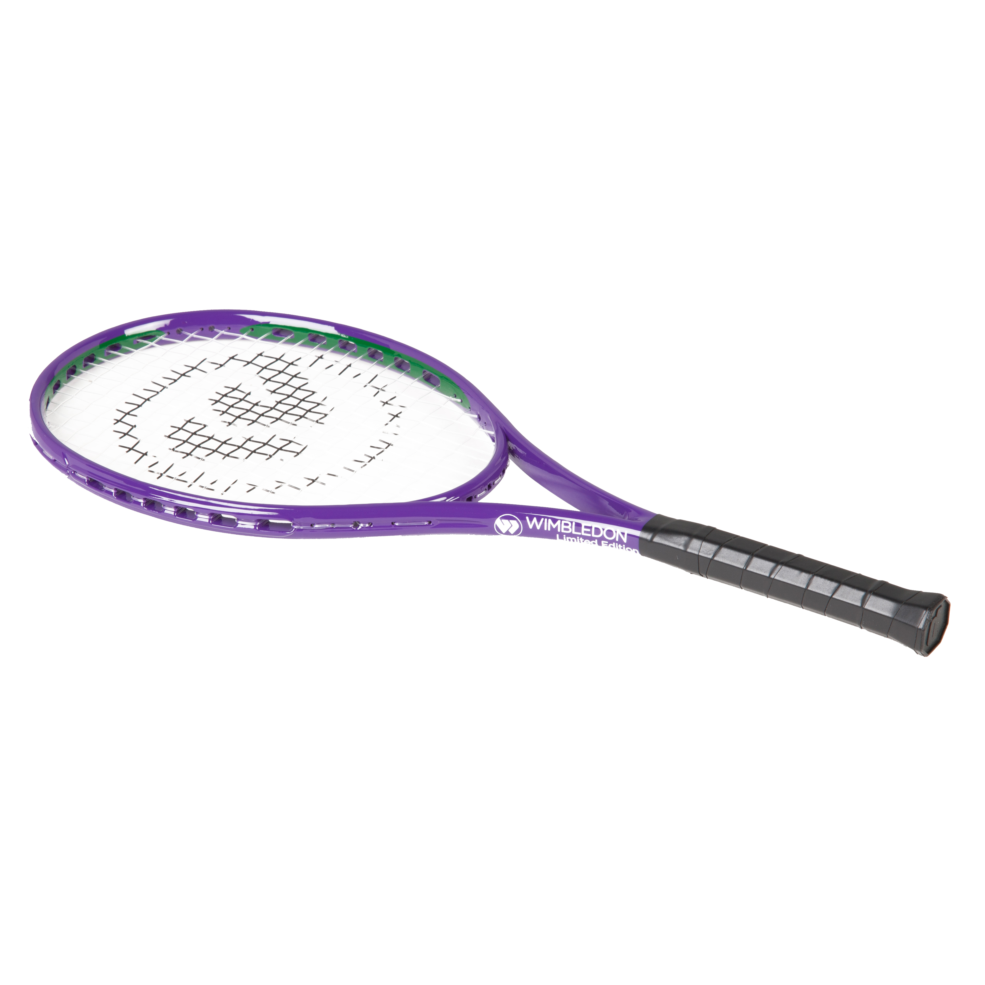 Wimbledon By Prince Mini Racket - Purple