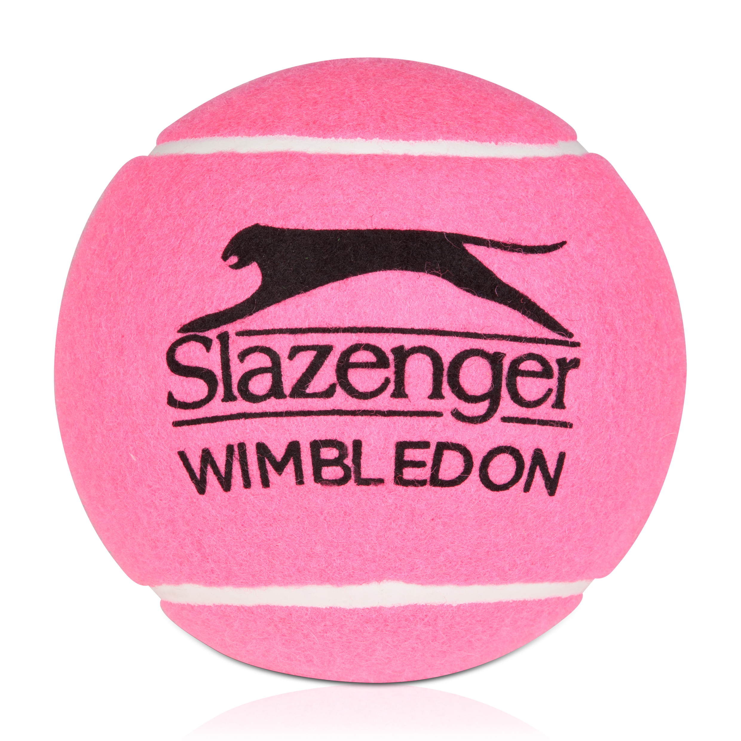 Wimbledon Slazenger Midi Ball - Pink
